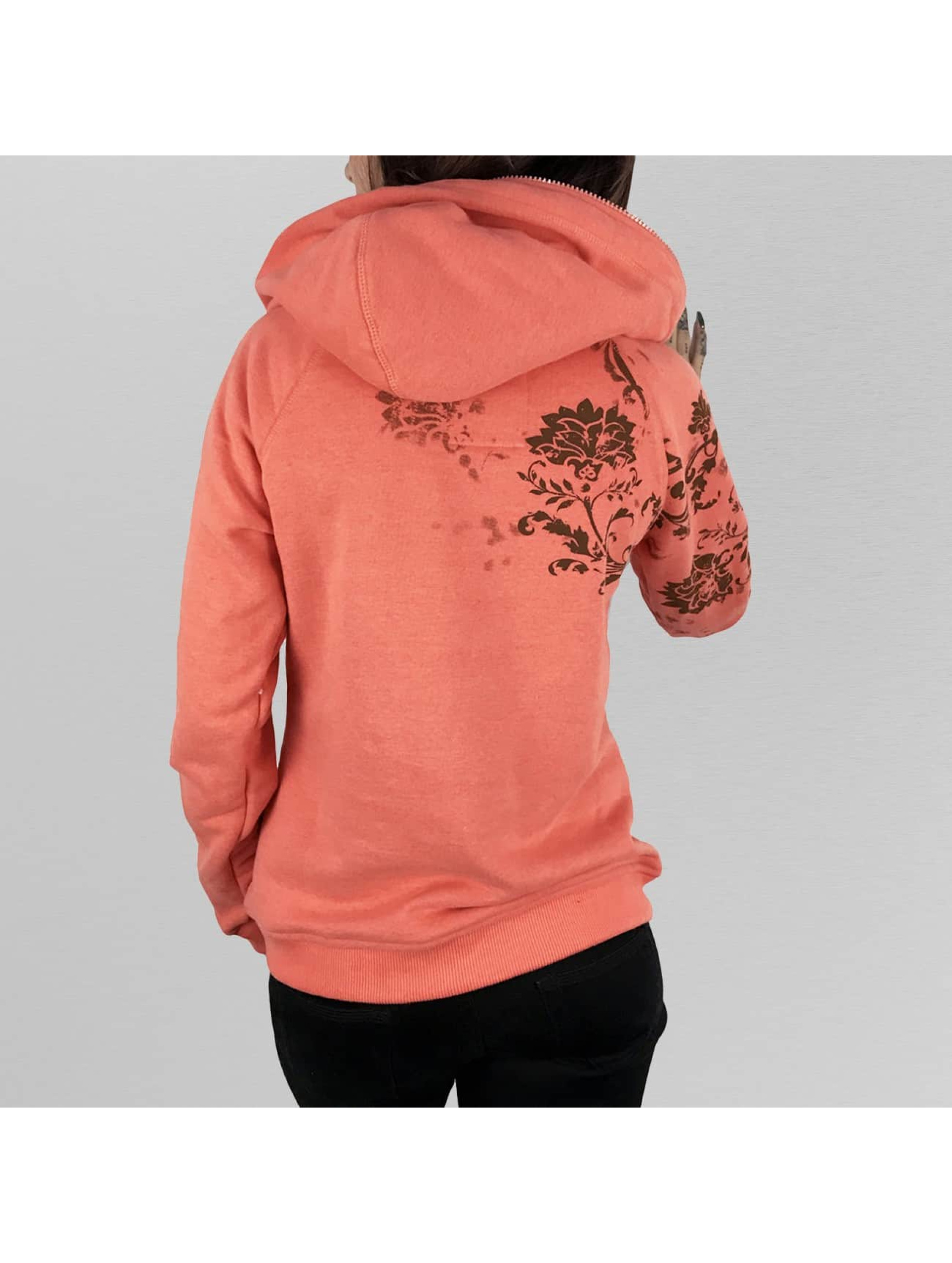 Yakuza Hoodie One Comes orange