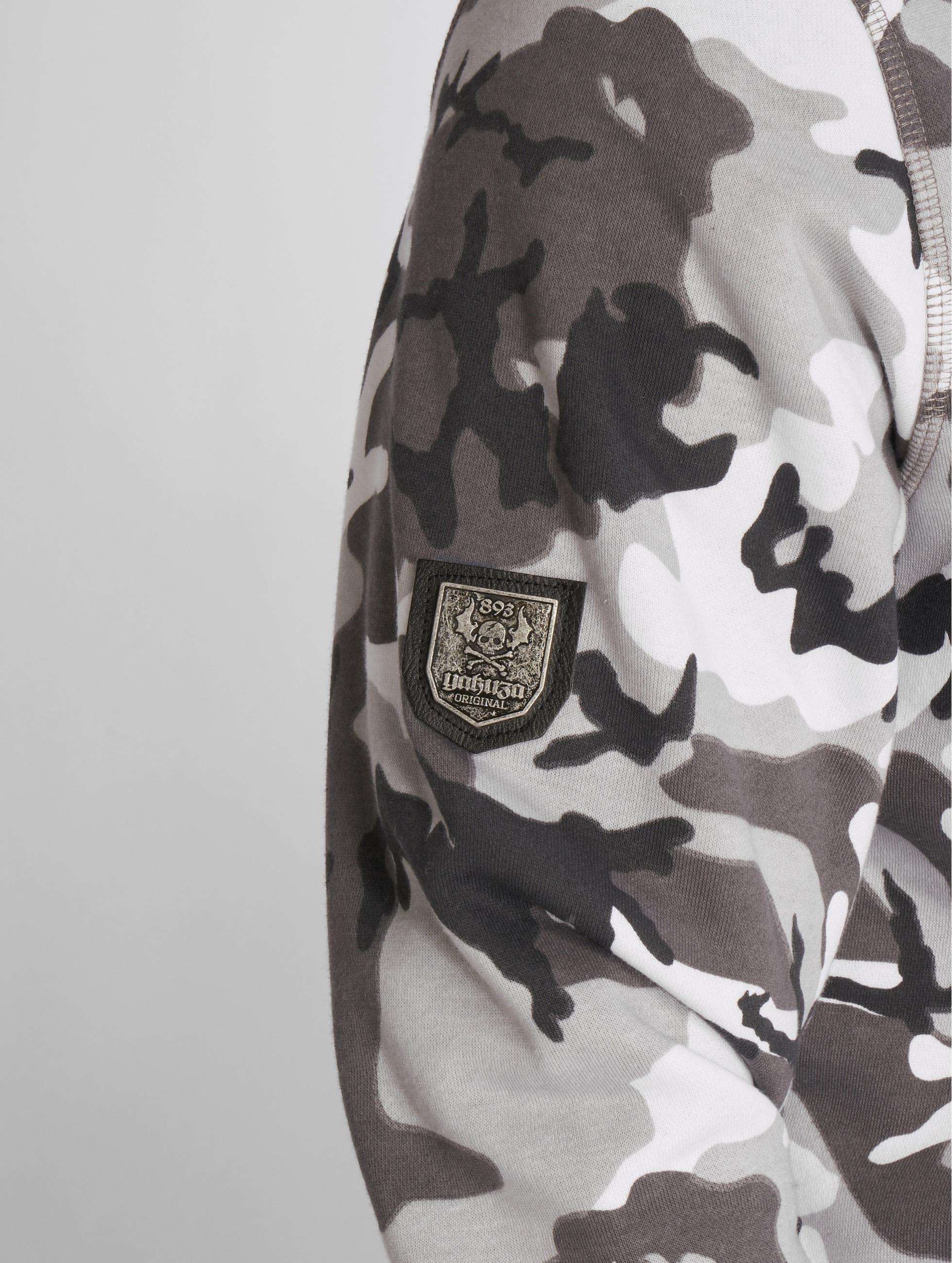 Yakuza Hoody Sicario camouflage