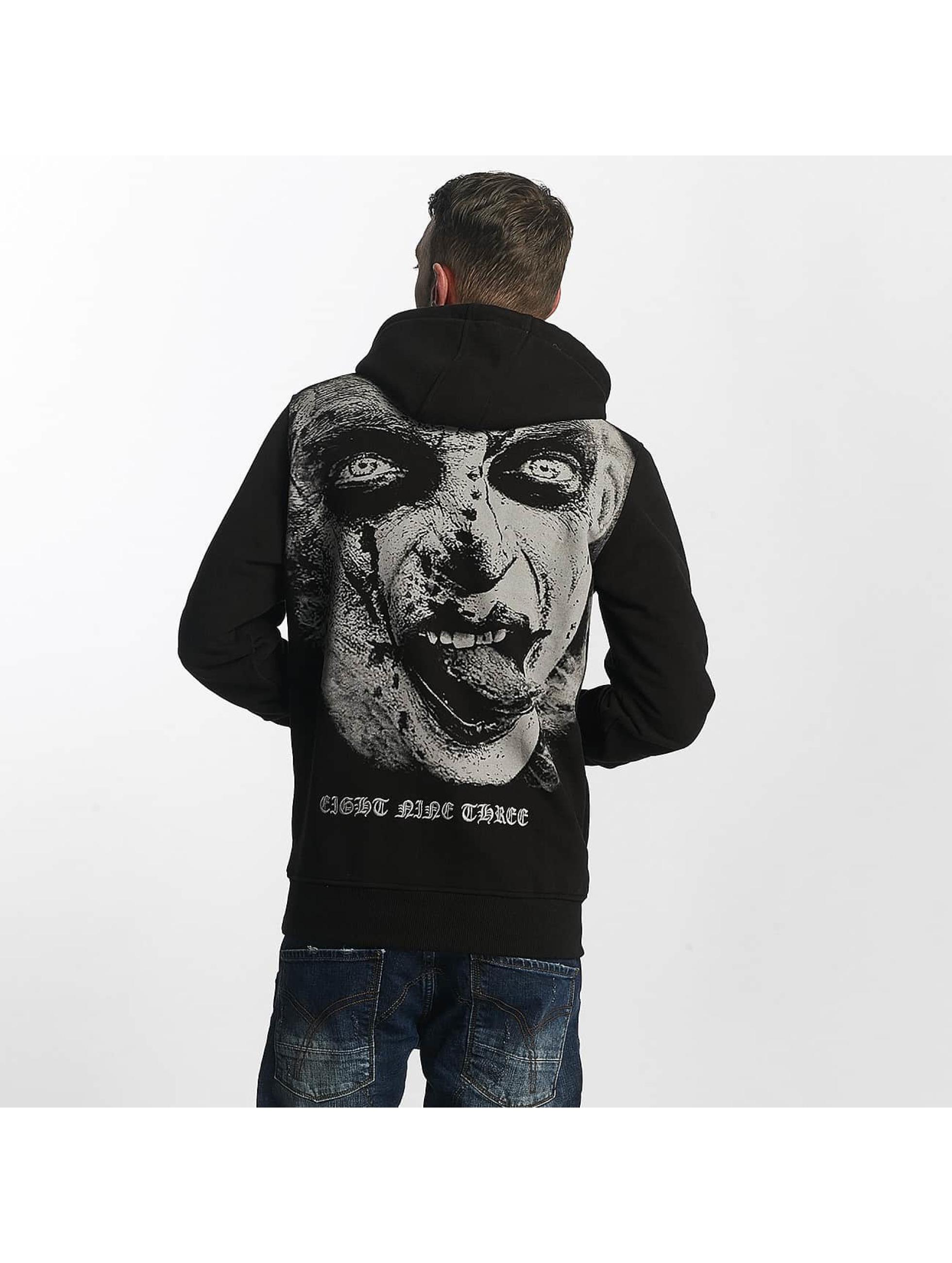Yakuza Hoody Undead schwarz