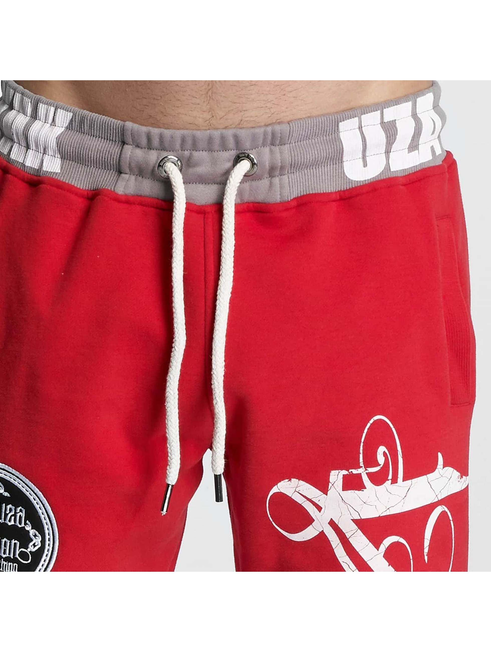 Yakuza Joggebukser 2Face red