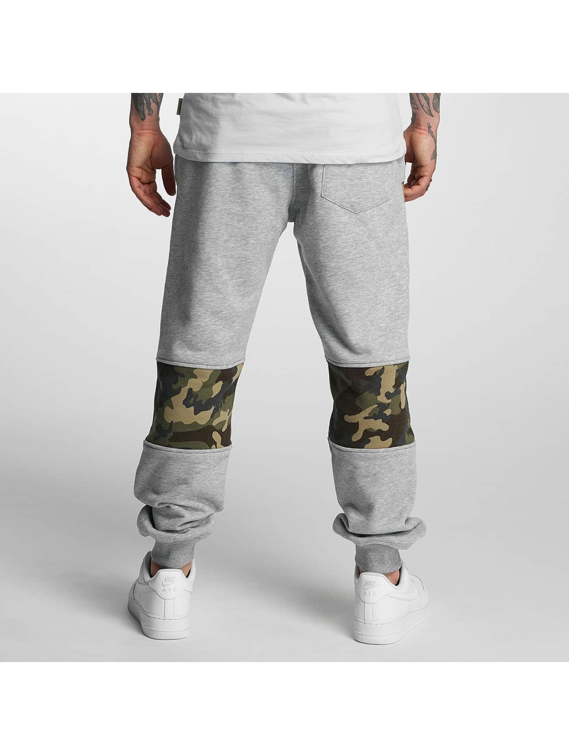 Yakuza joggingbroek Warrior camouflage