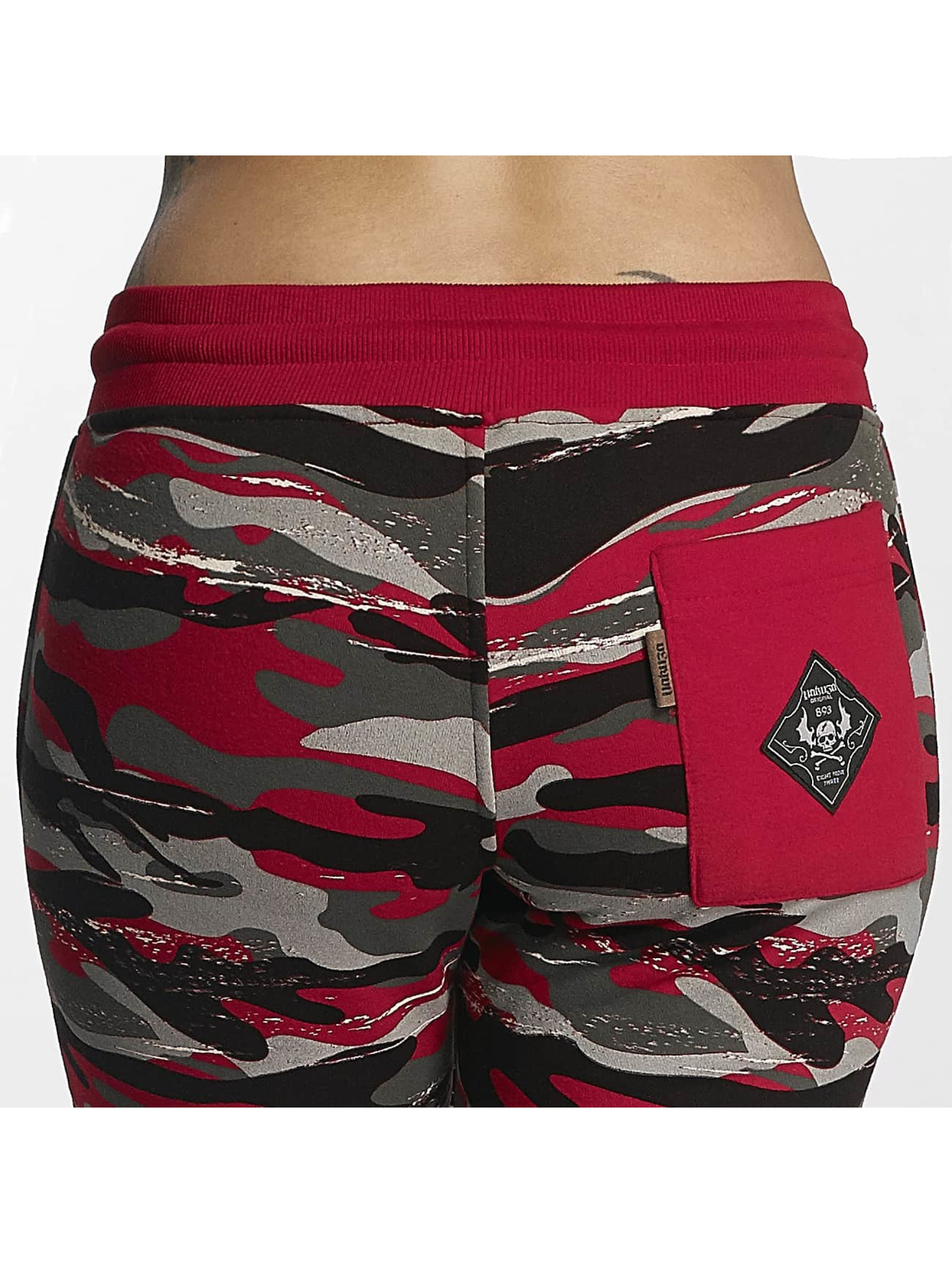 Yakuza joggingbroek Military Lady rood
