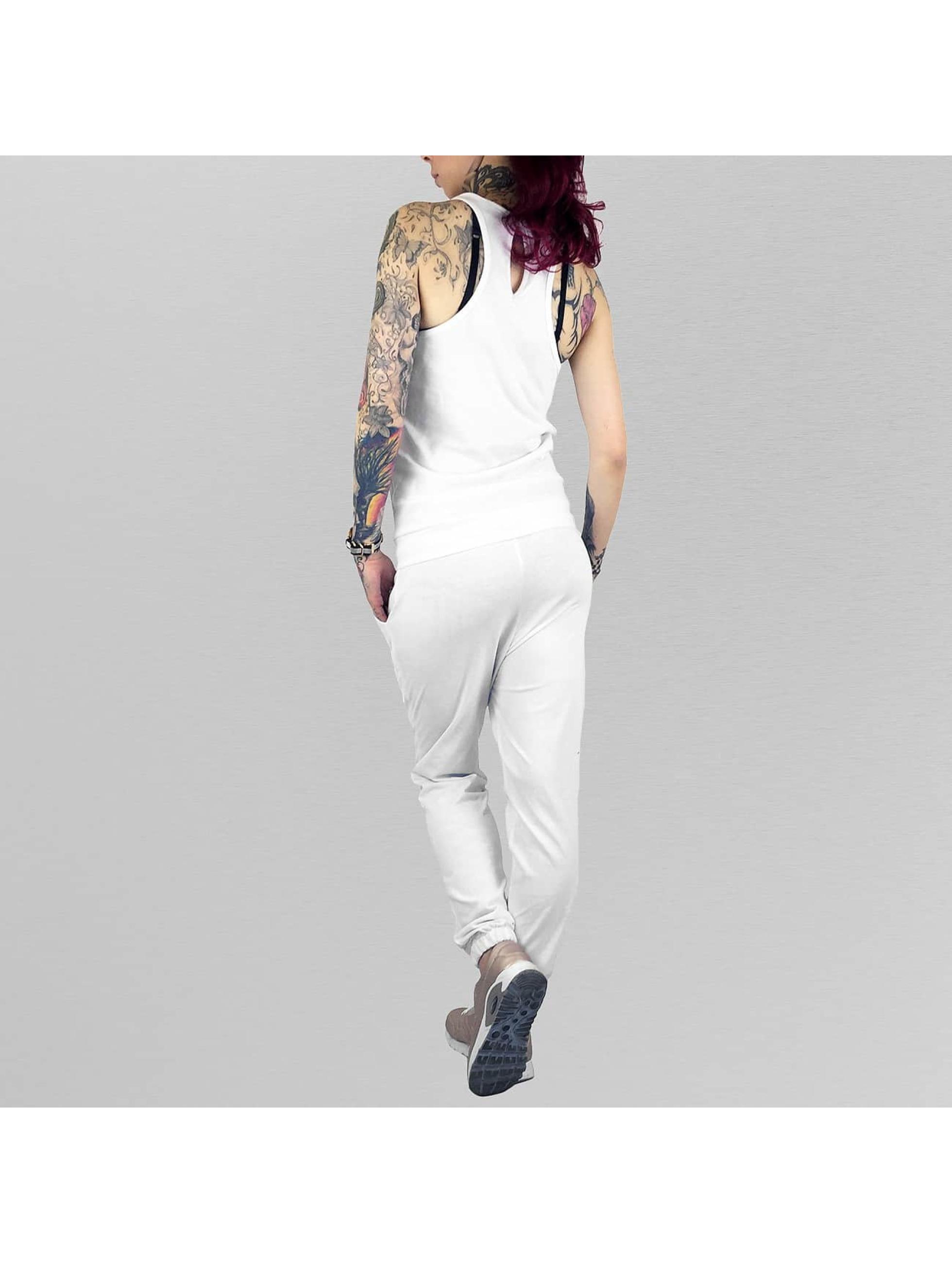 Yakuza Jumpsuits Rocker hvit