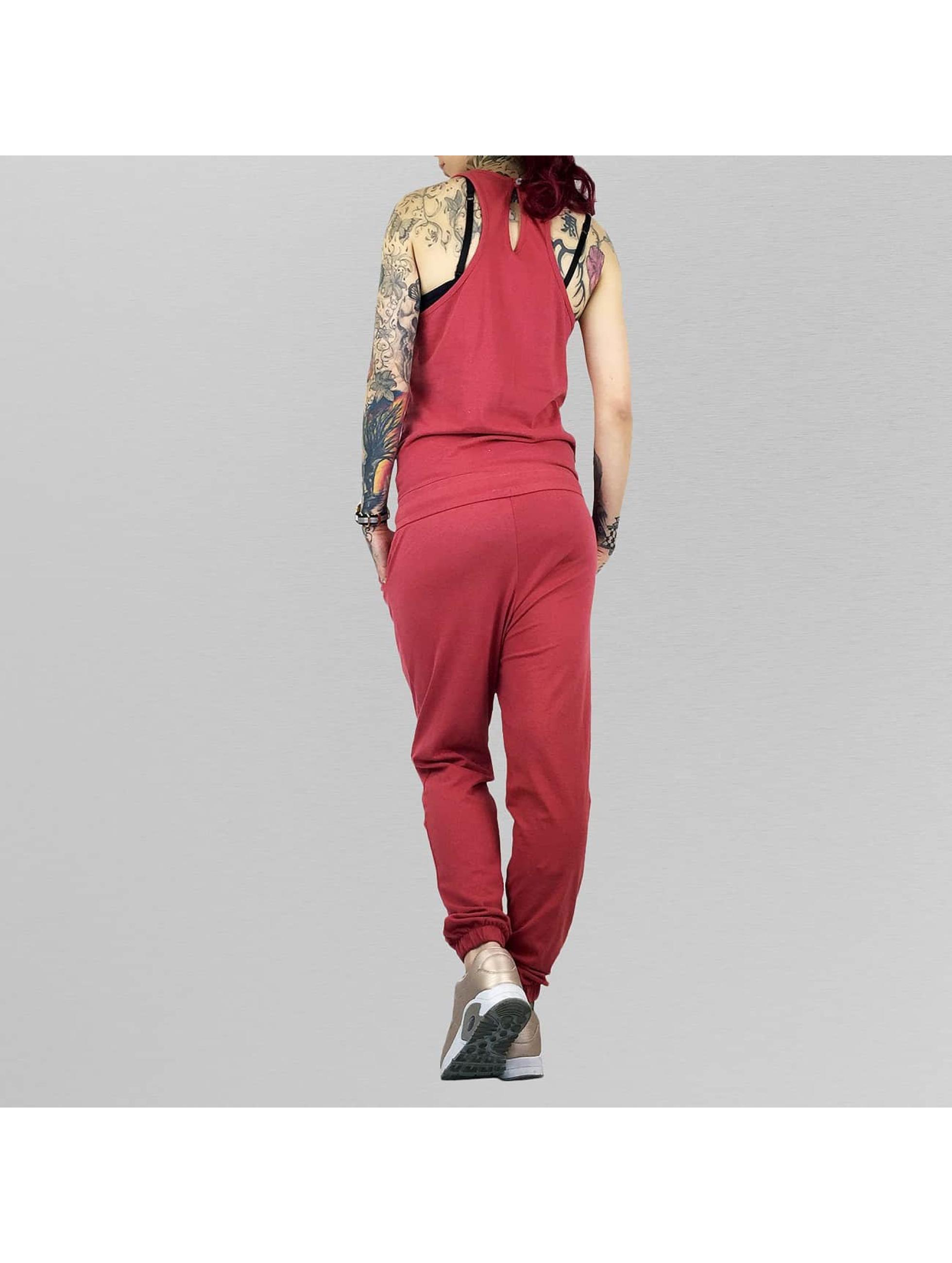 Yakuza Jumpsuits Rocker red