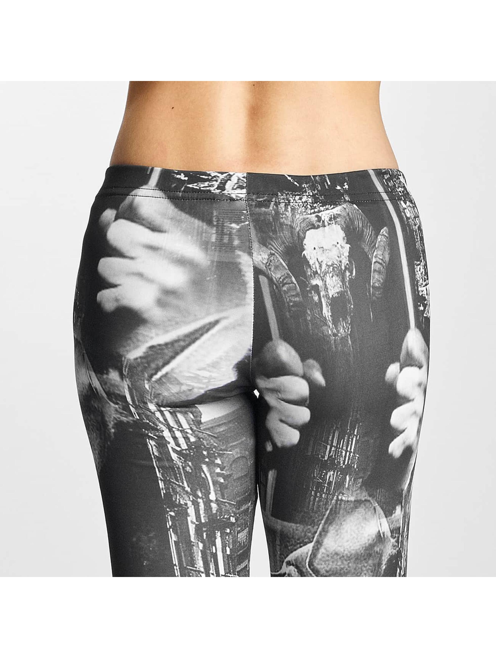 Yakuza Legging Mexican schwarz