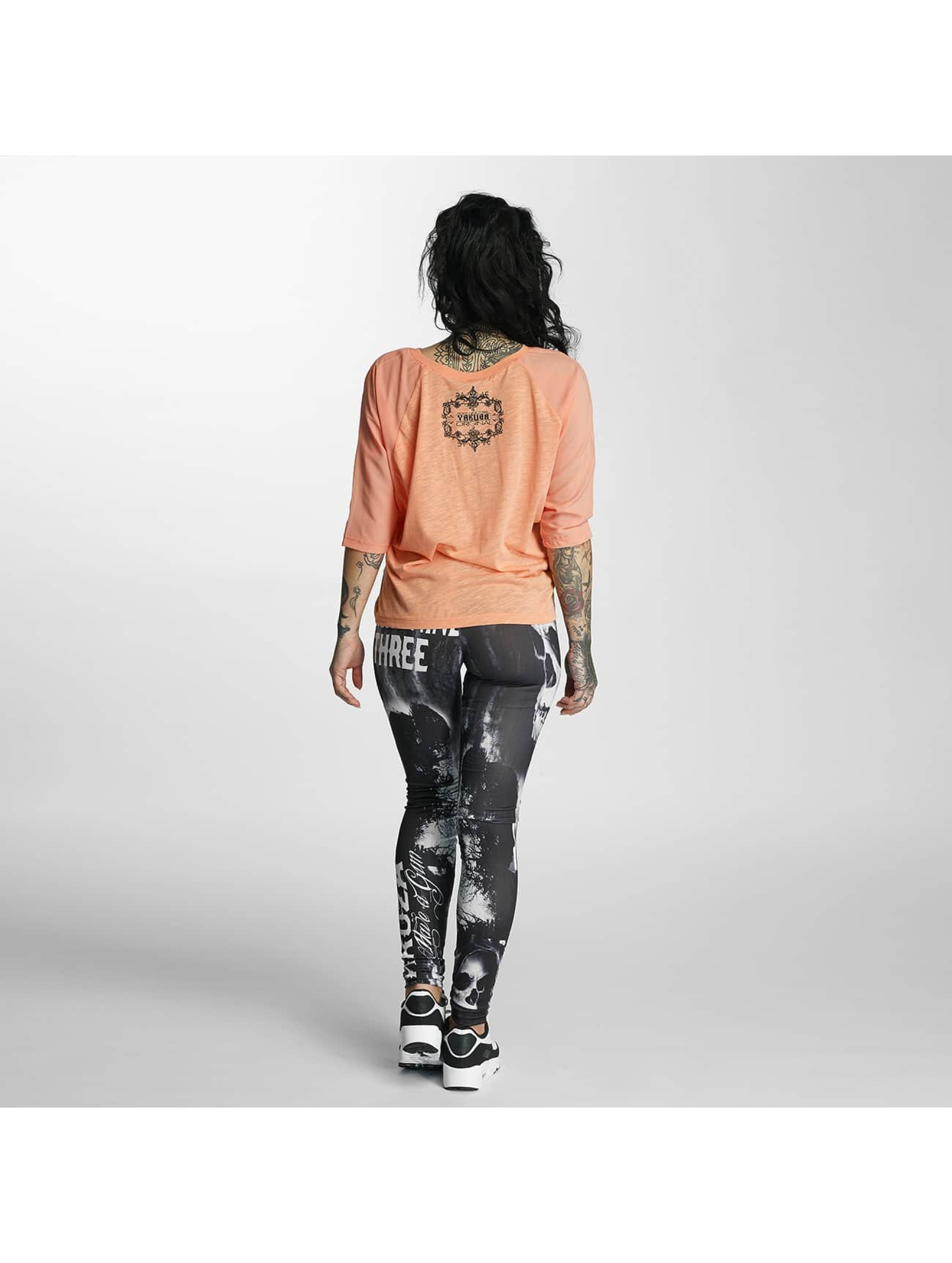 Yakuza Longsleeve Taste and Feel orange