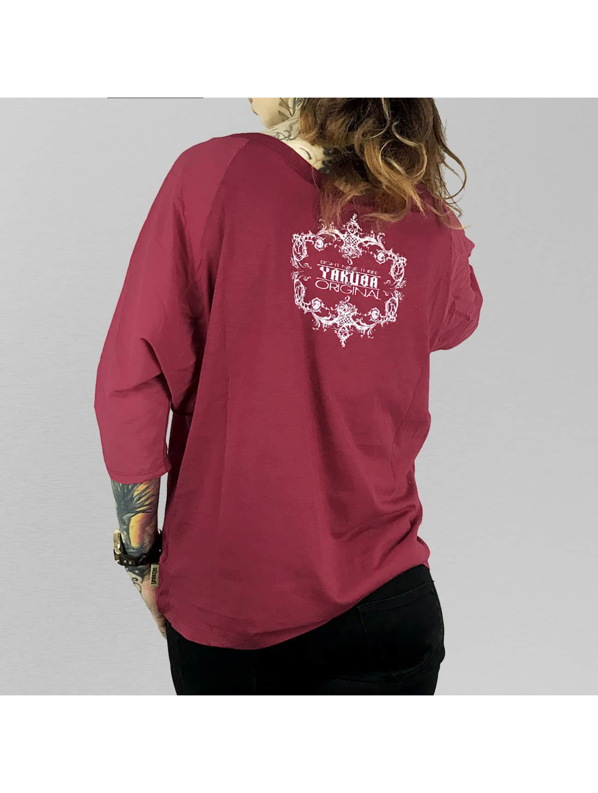 Yakuza Longsleeve Out Of Control red