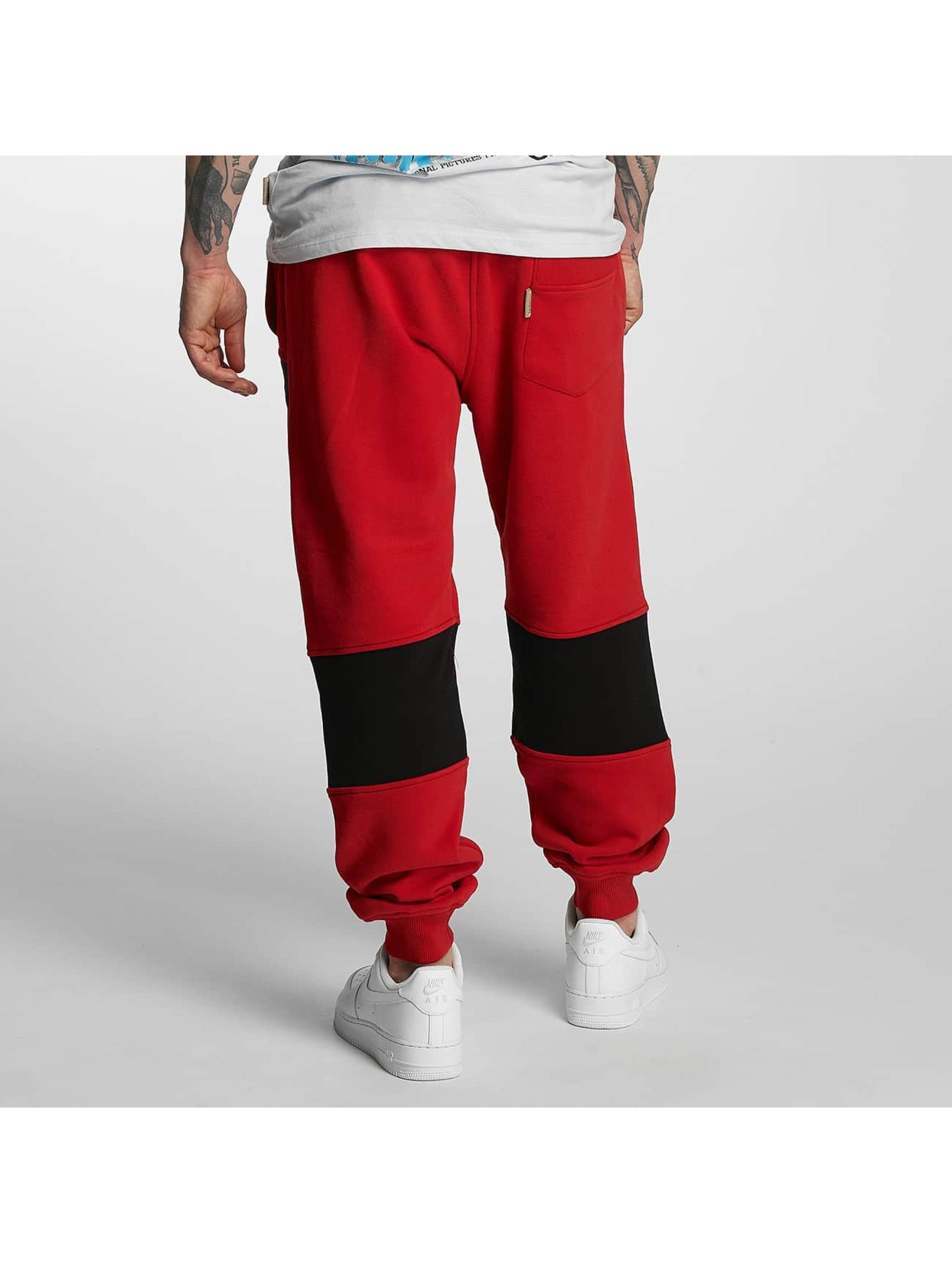 Yakuza Pantalón deportivo Warrior rojo