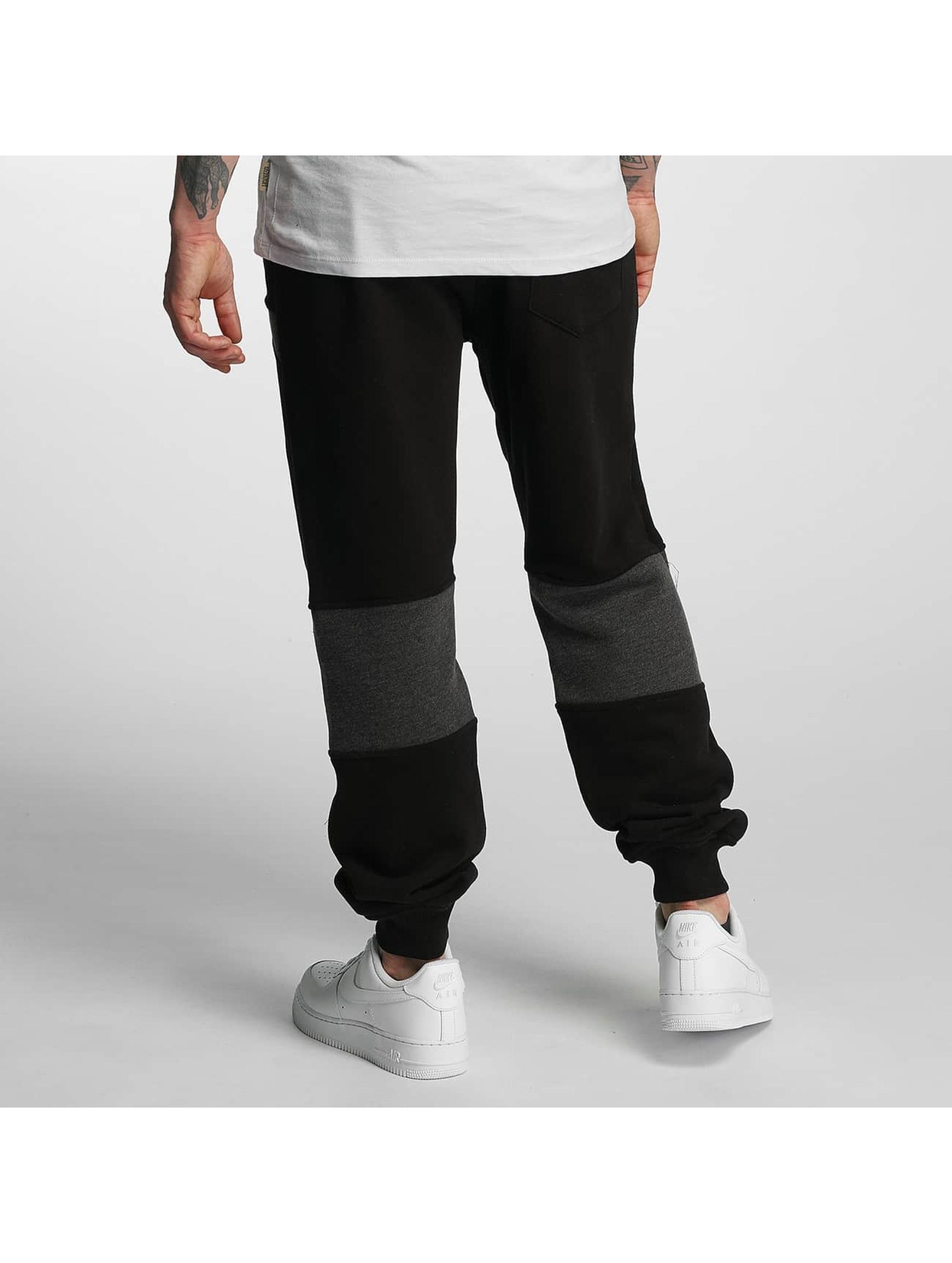 Yakuza Pantalone ginnico Warrior nero