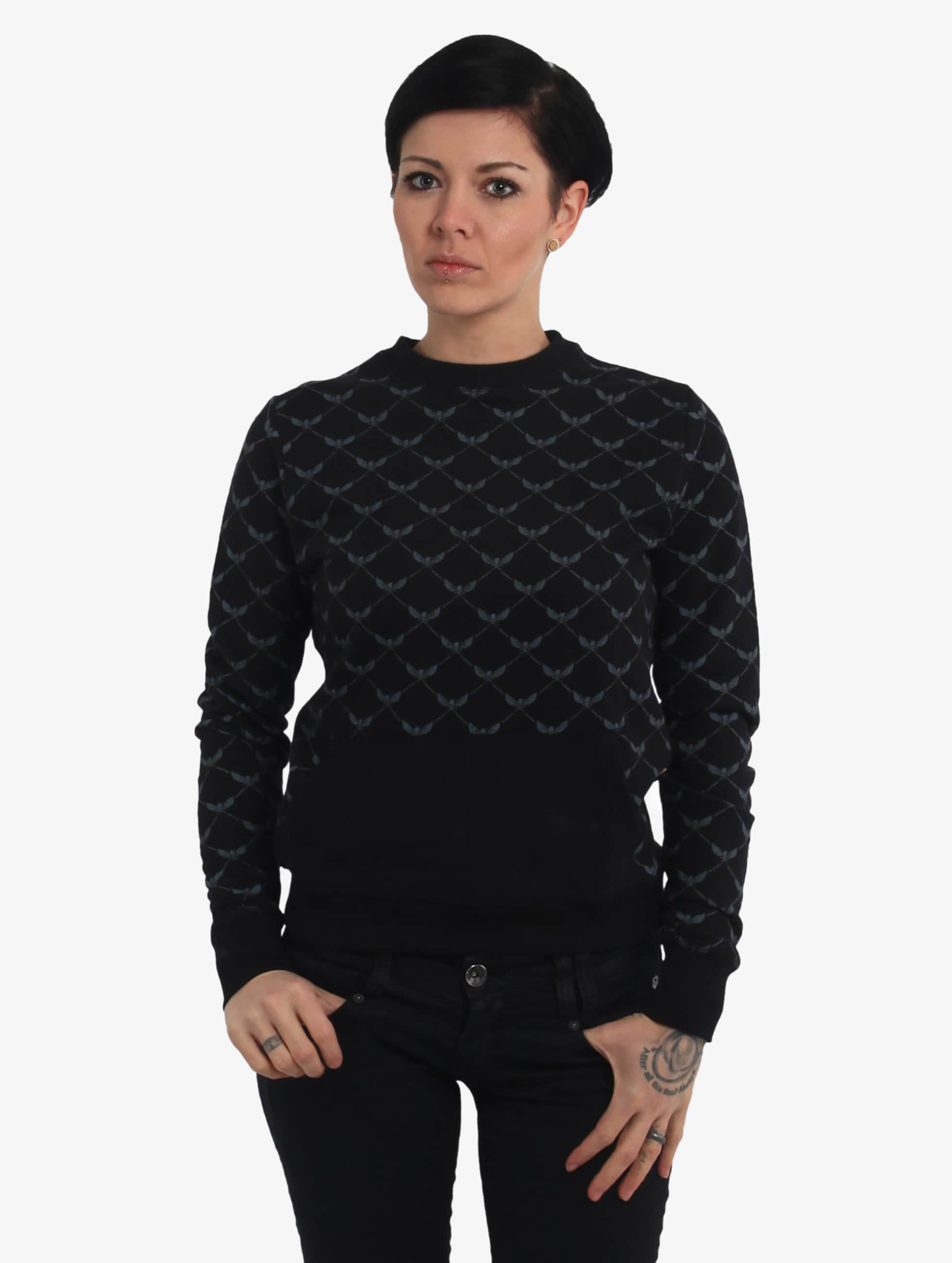 Yakuza Memento Mori Pouch Sweatshirt Black