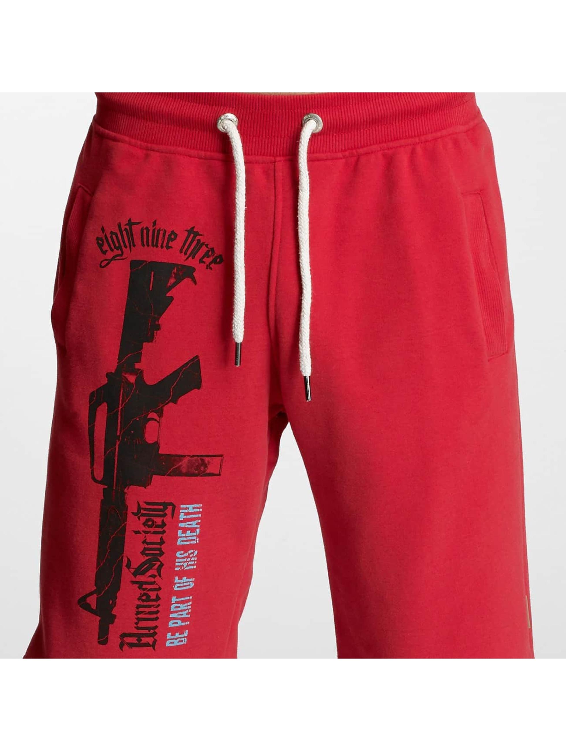 Yakuza Short Armed Society red