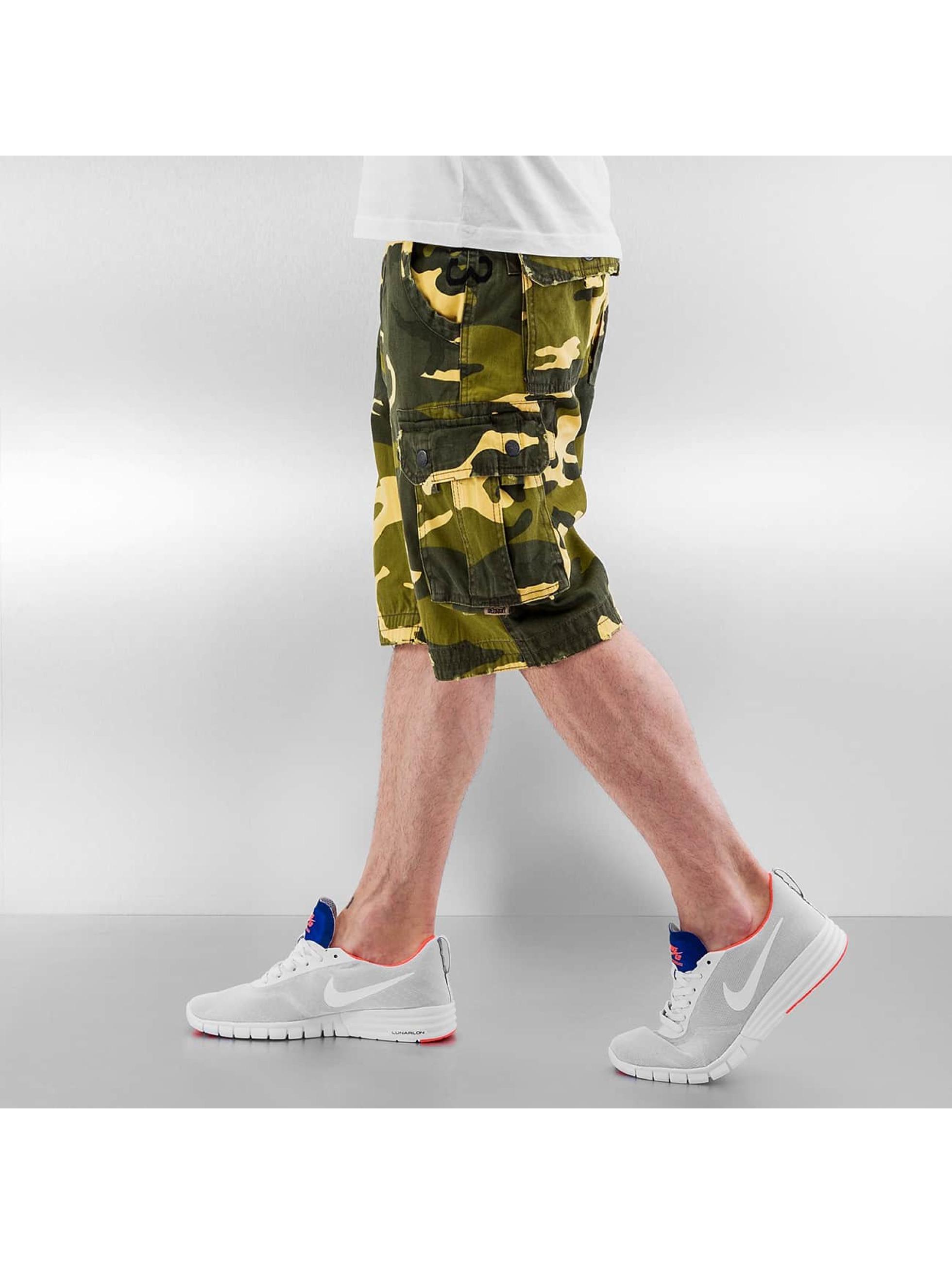 Yakuza shorts New Core camouflage