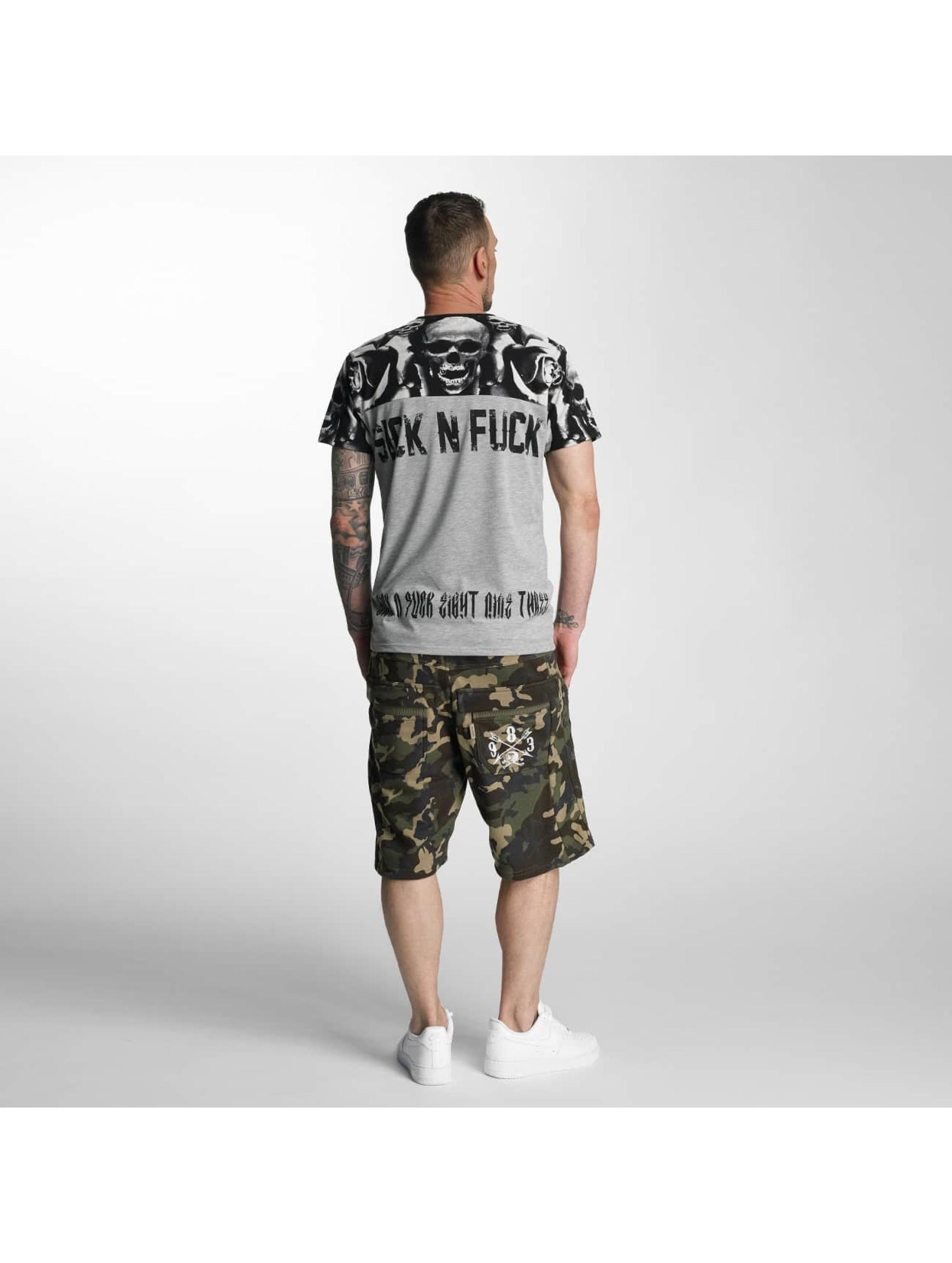 Yakuza Shorts Kanto camouflage