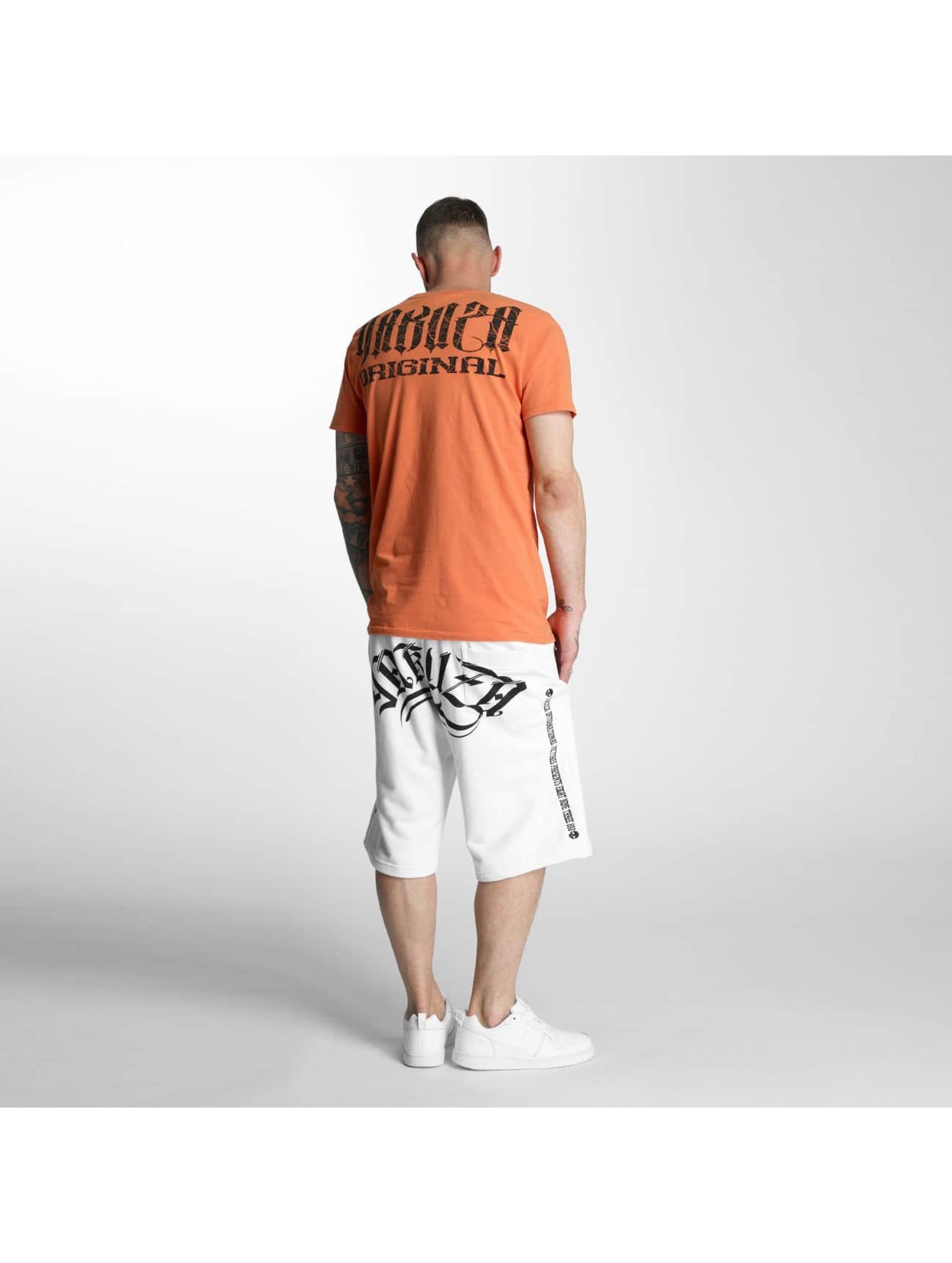 Yakuza Shorts Armed Society hvit