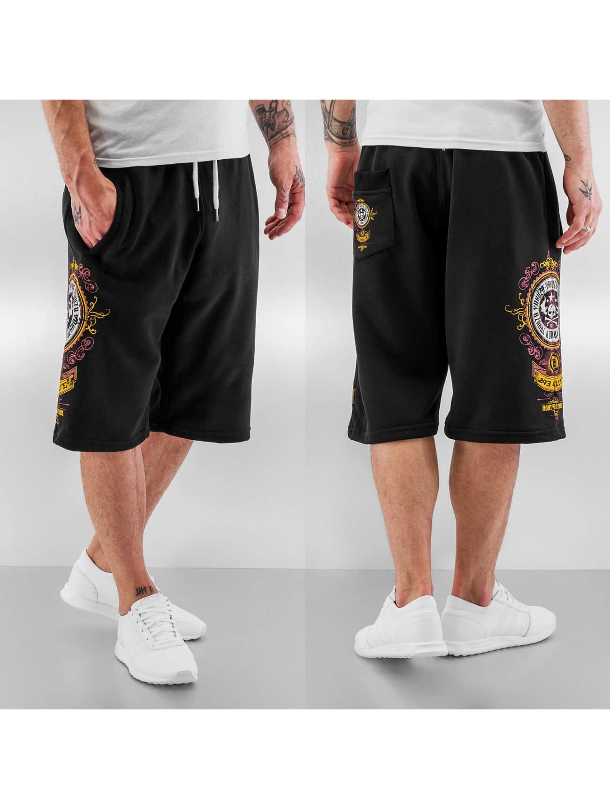 Yakuza Shorts 893 4Life schwarz