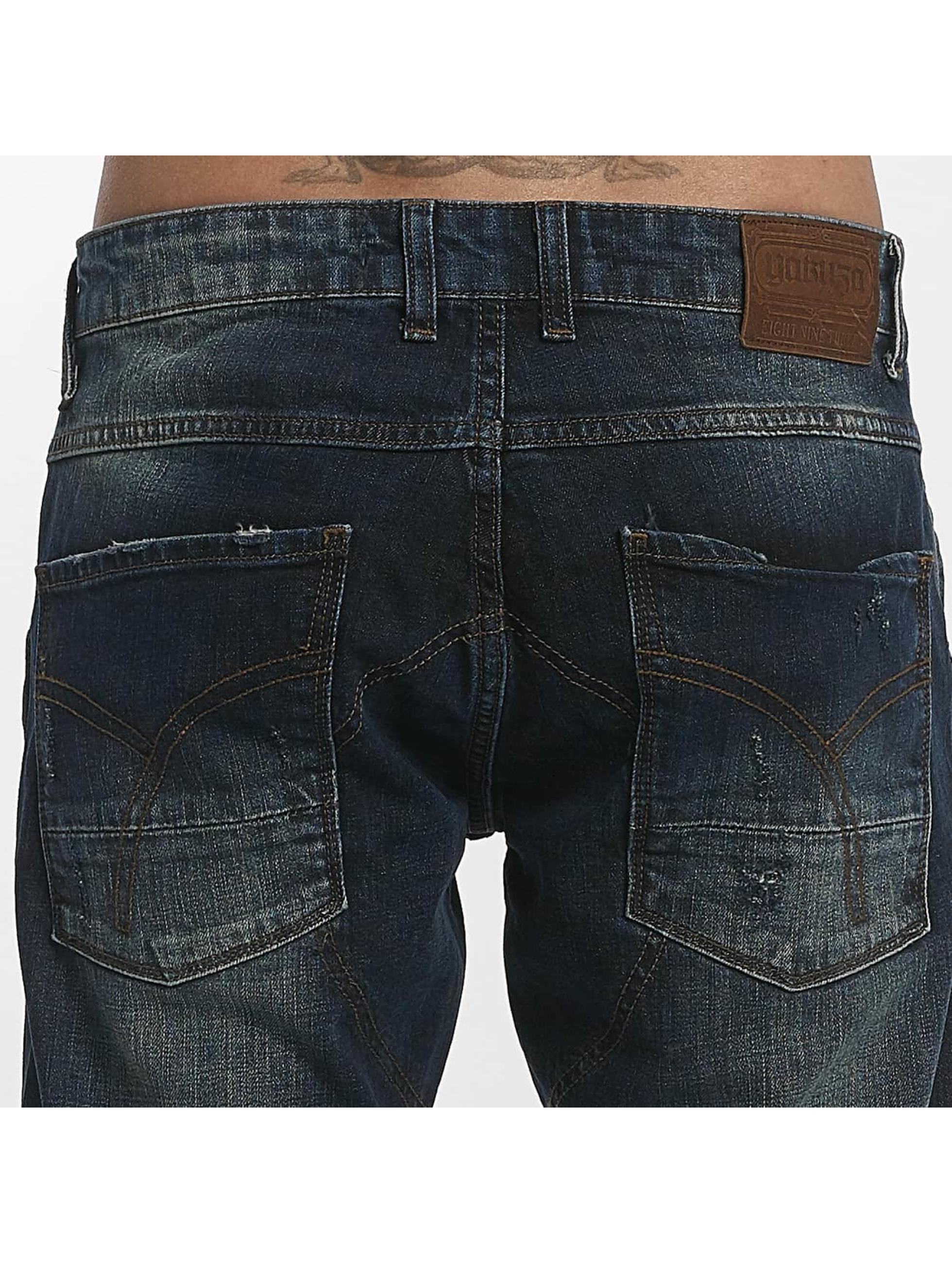 Yakuza Straight Fit Jeans 893 Straight blue