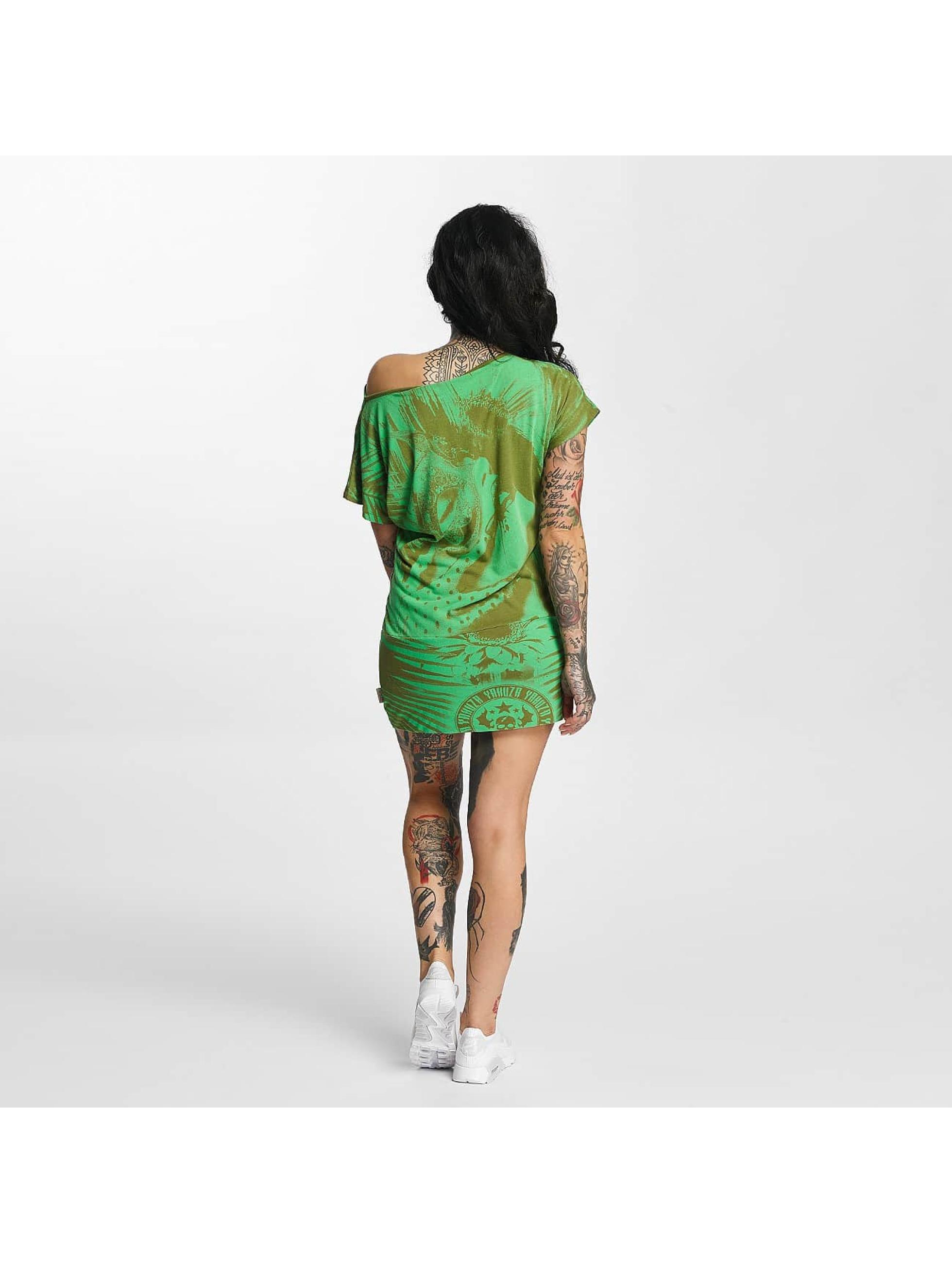Yakuza Sukienki Root Girl zielony