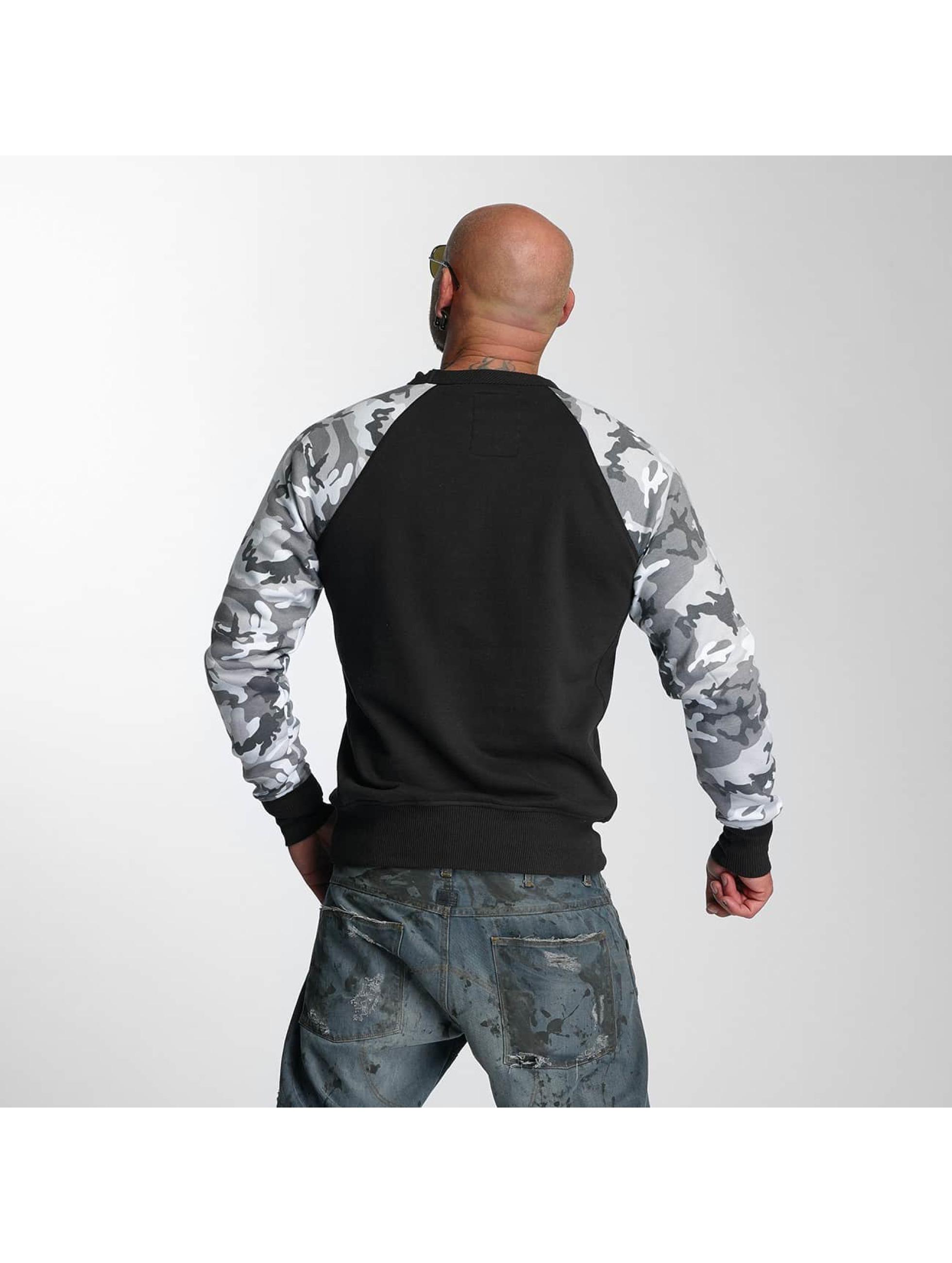 Yakuza Sweat & Pull Dead Head camouflage