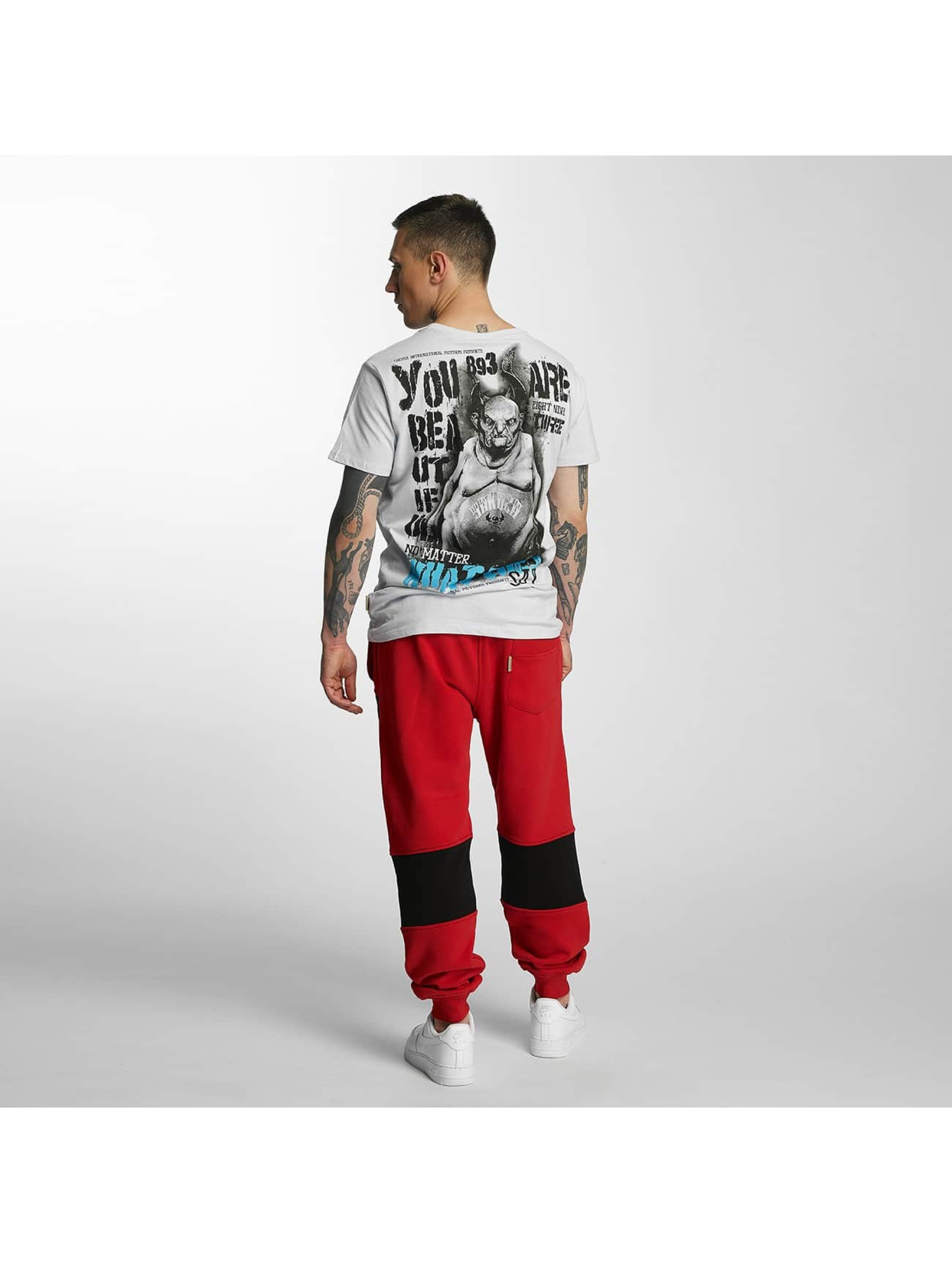 Yakuza Sweat Pant Warrior red