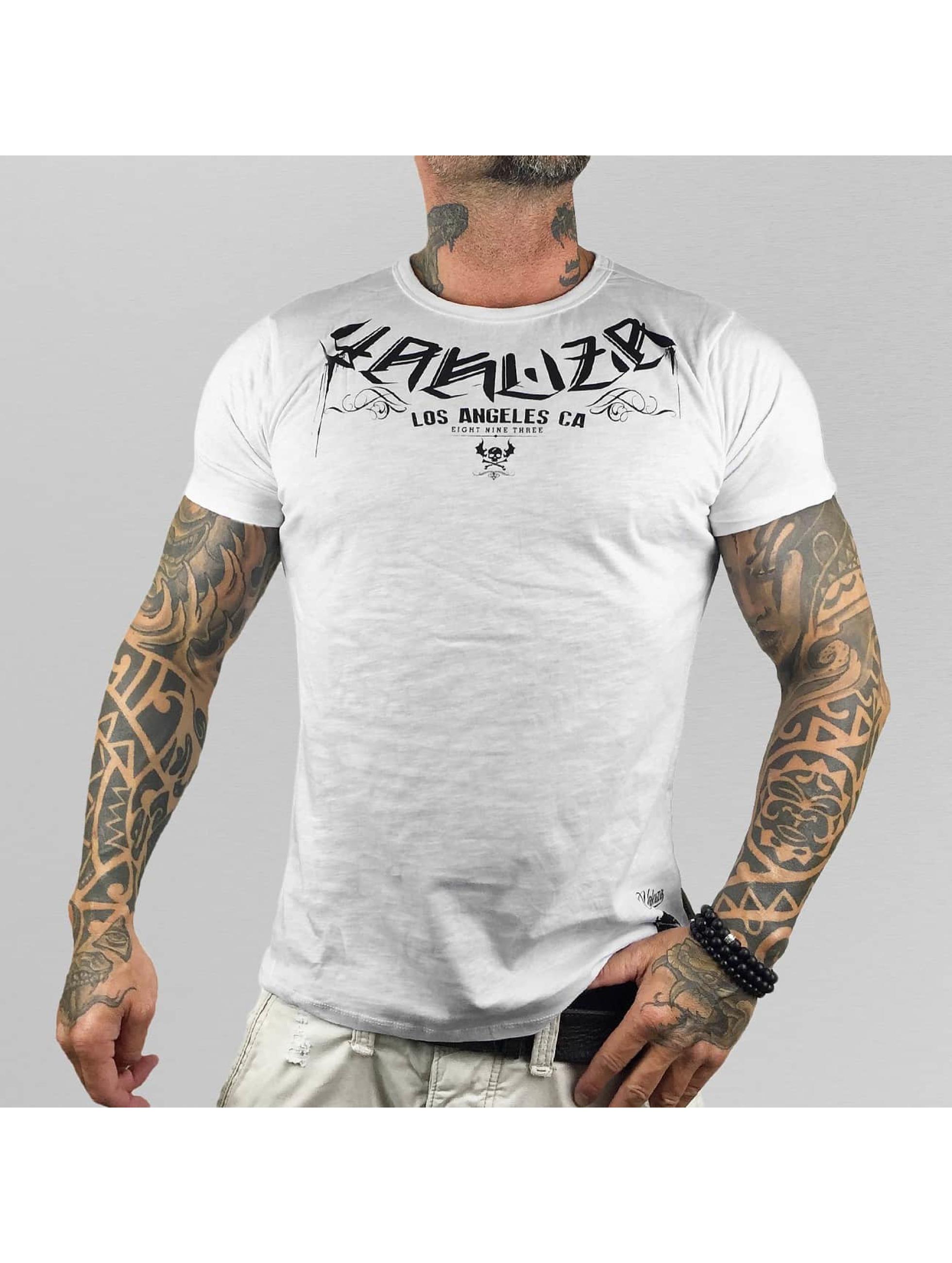 Yakuza T-paidat Smoka valkoinen