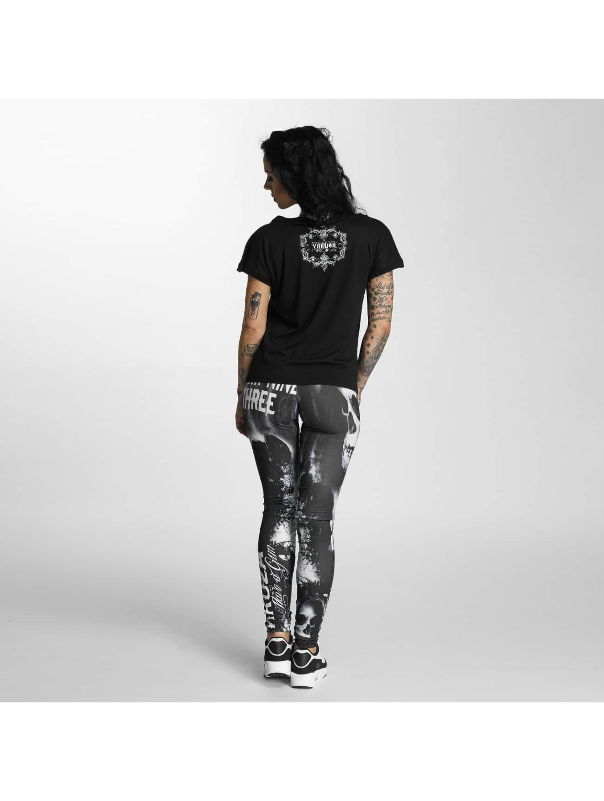 Yakuza T-Shirt Siren Knot black