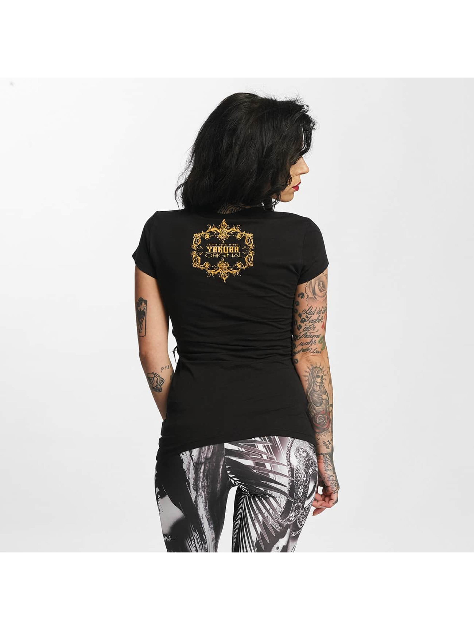 Yakuza T-Shirt Taste The Blood black