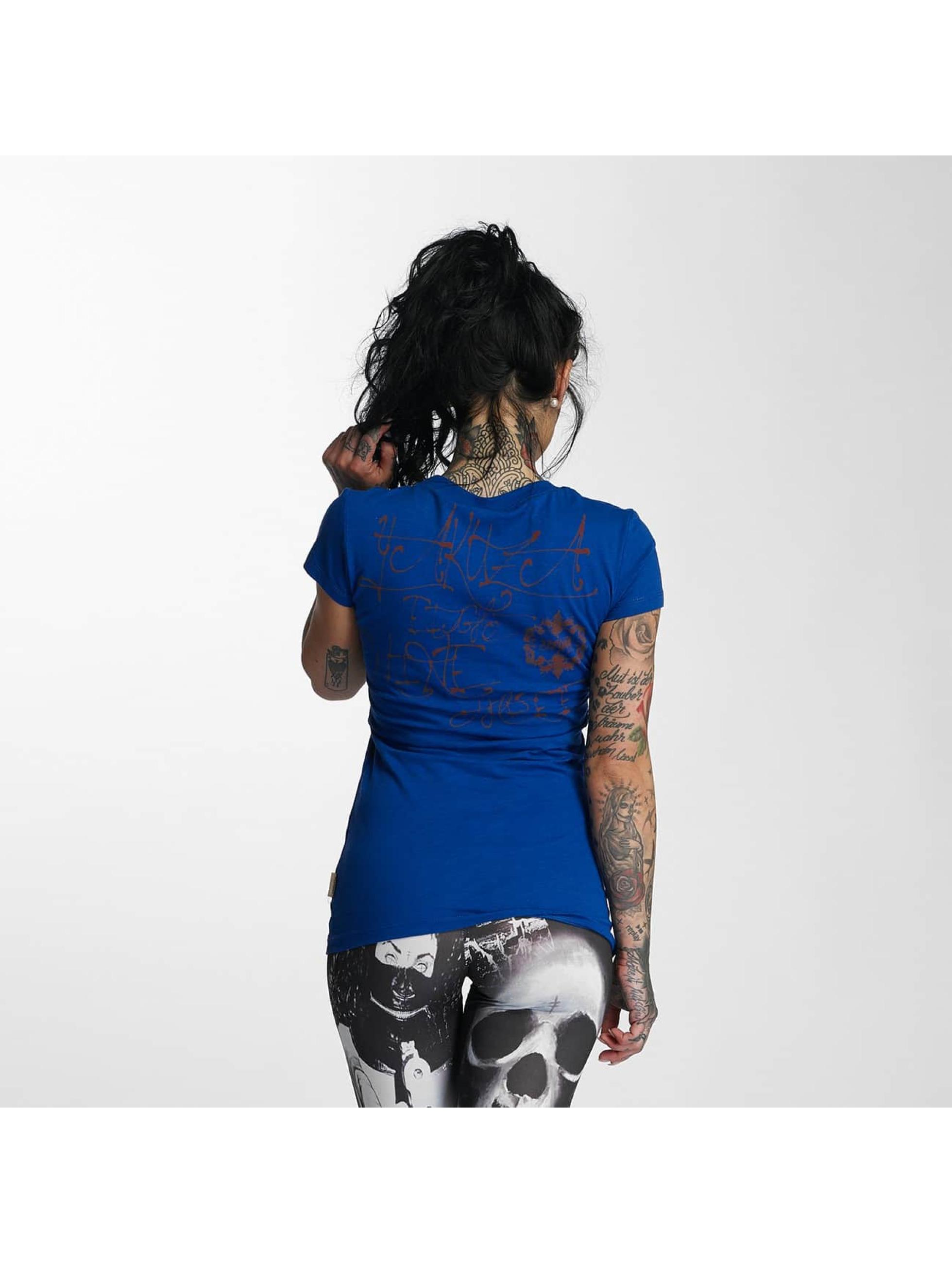 Yakuza T-Shirt Dead Swan blau