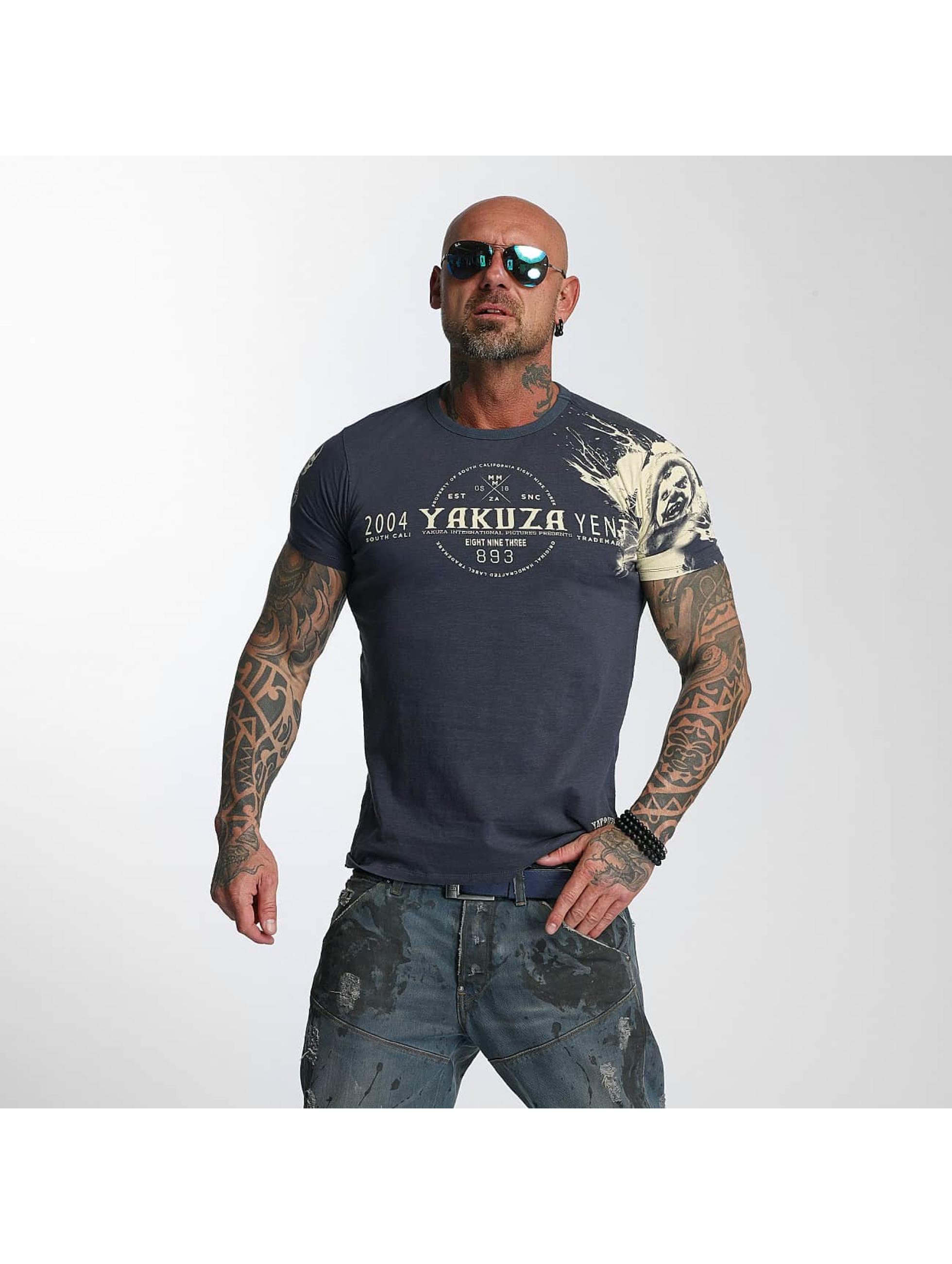 Yakuza T-Shirt Yent blue