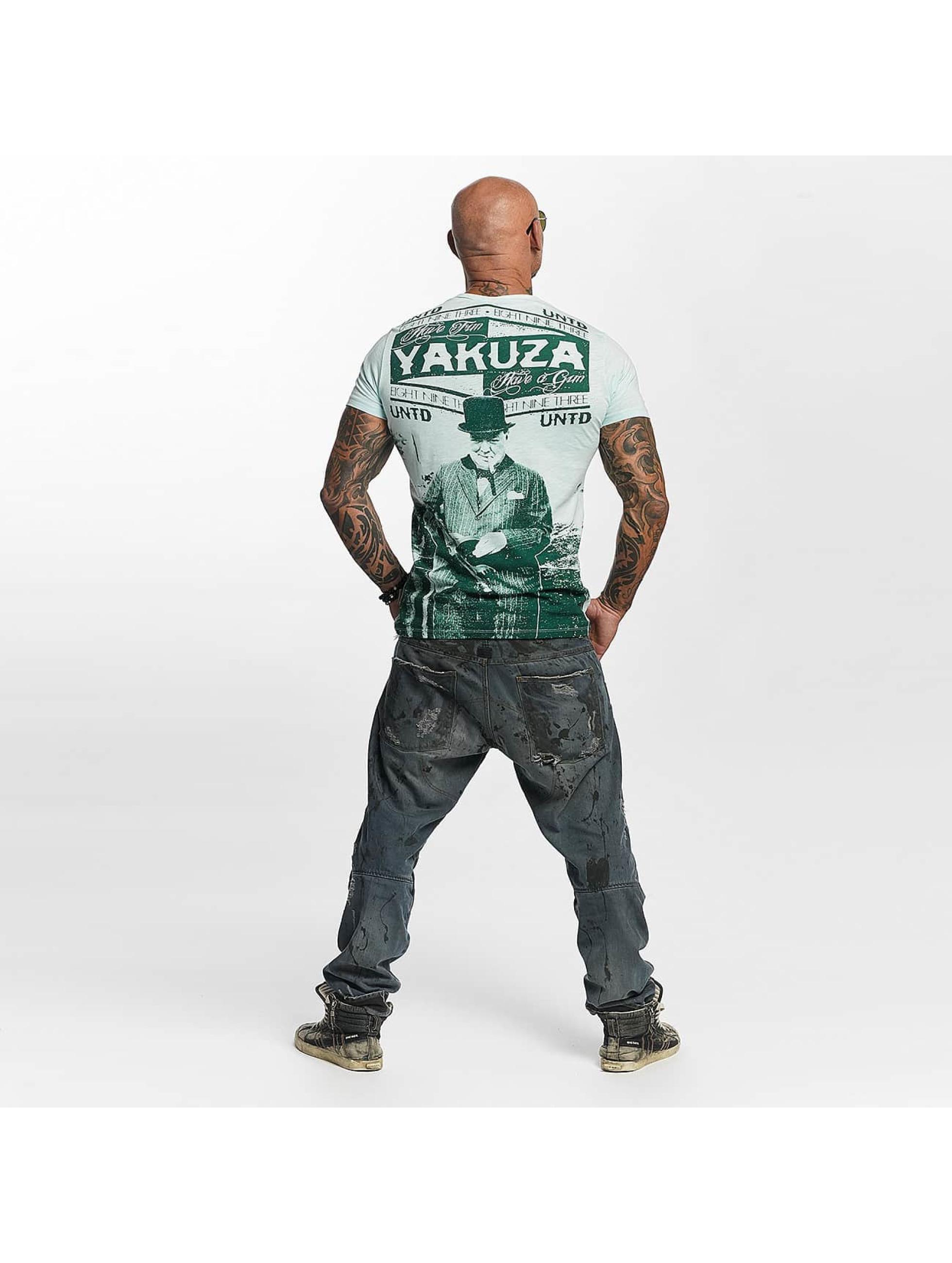 Yakuza T-Shirt Untd blue