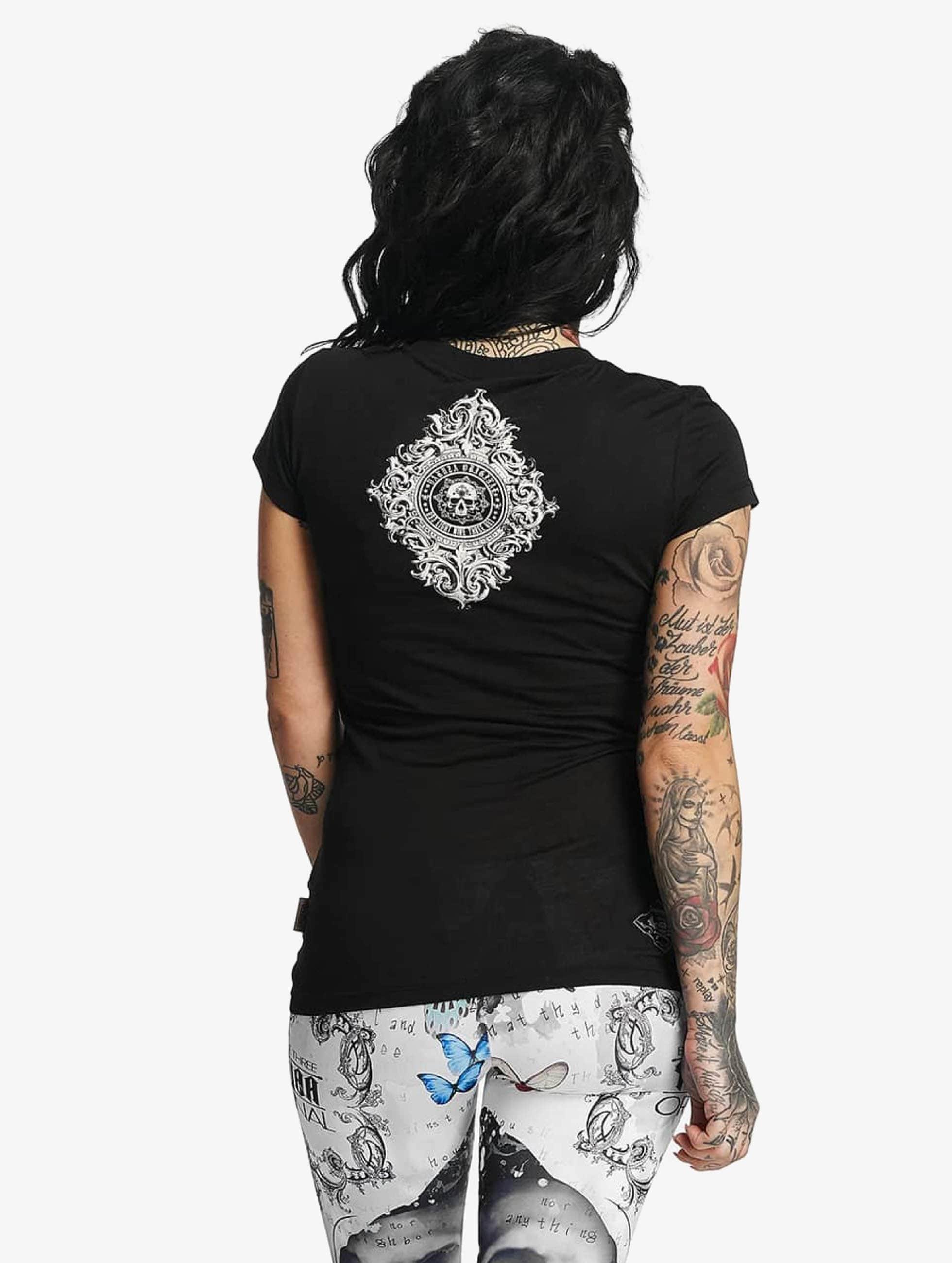 Yakuza T-shirt Don't Trust Me nero