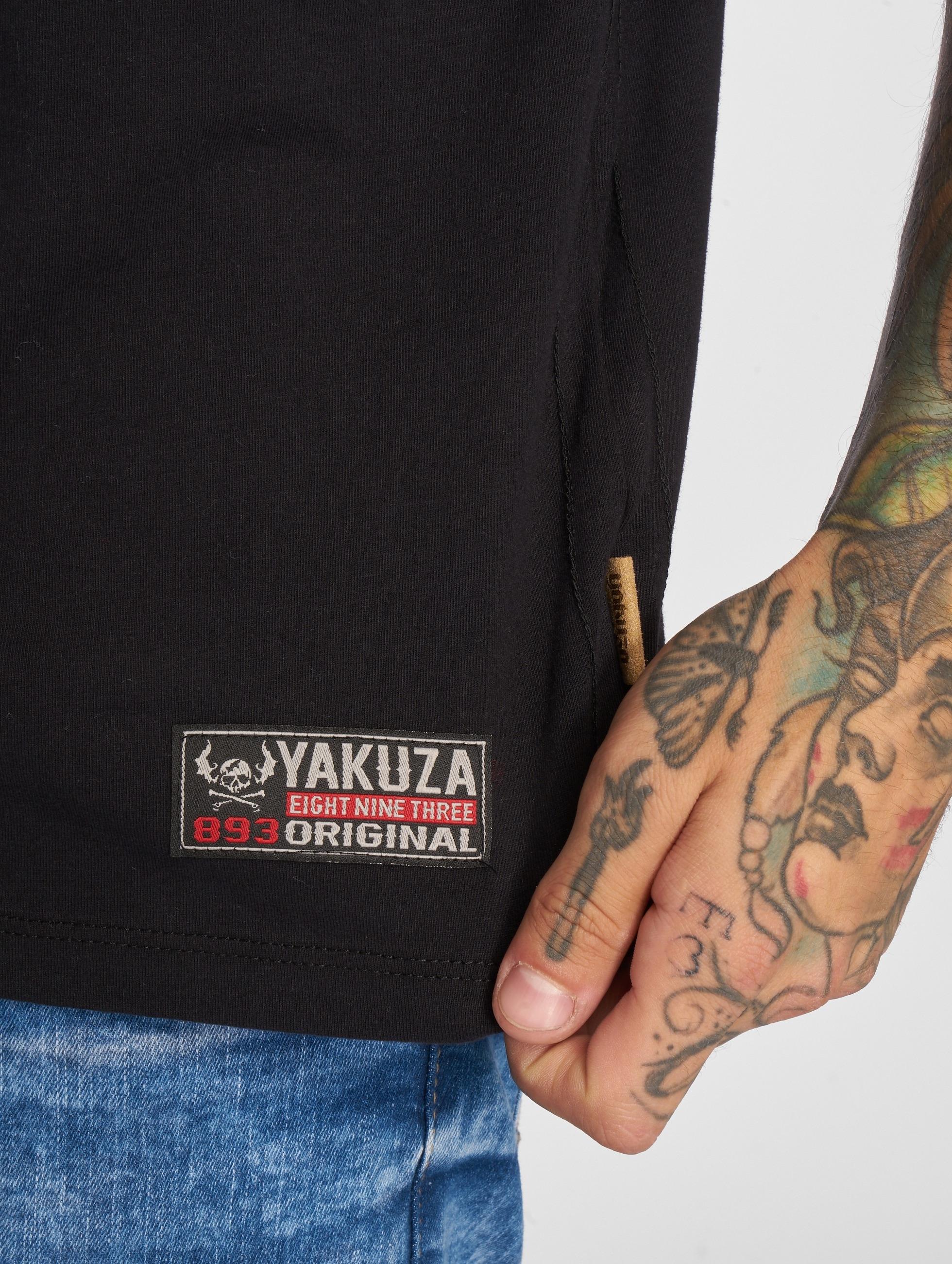 Yakuza T-shirt Shadowplay nero