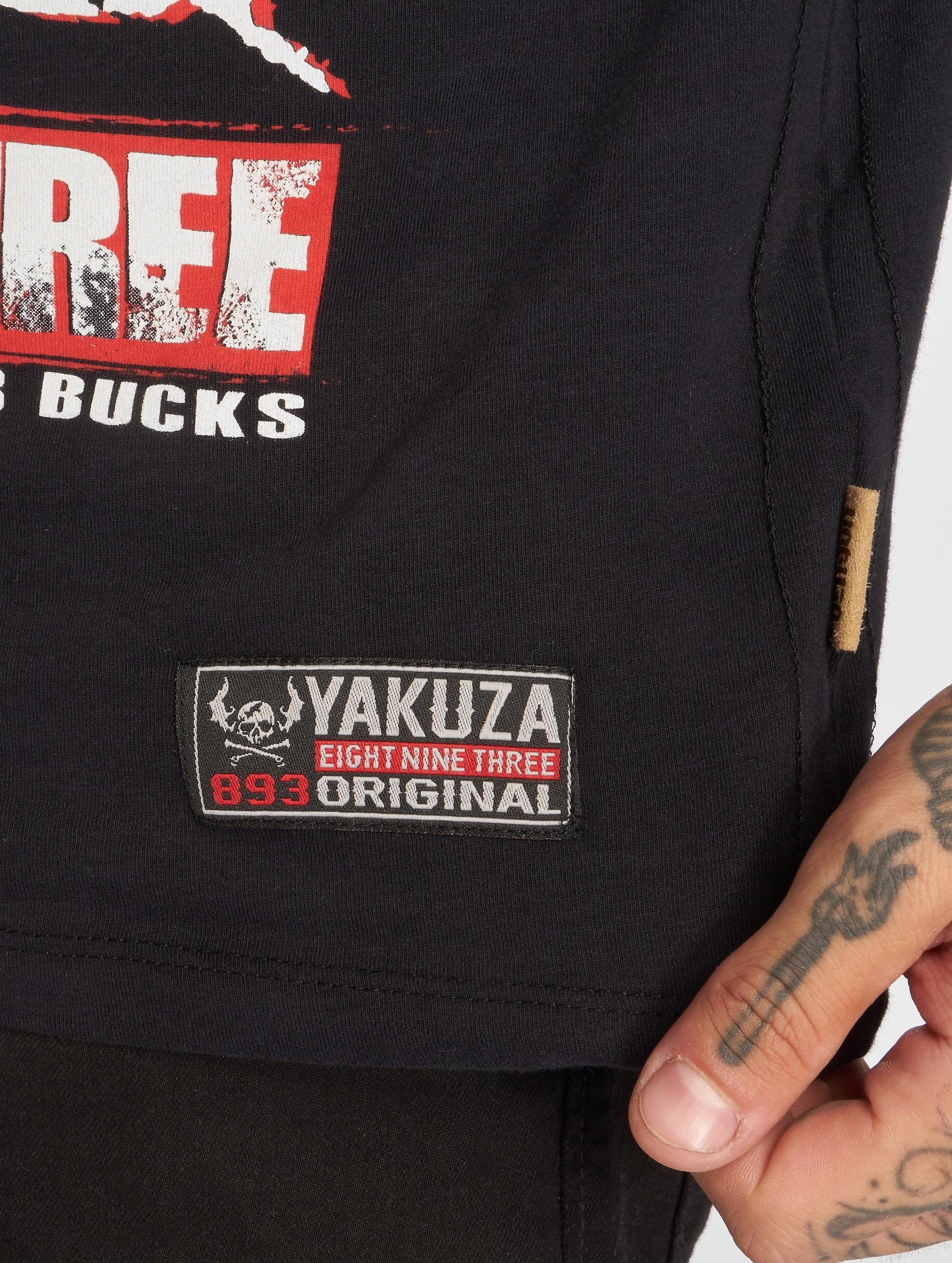Yakuza T-shirt Fanstasias nero