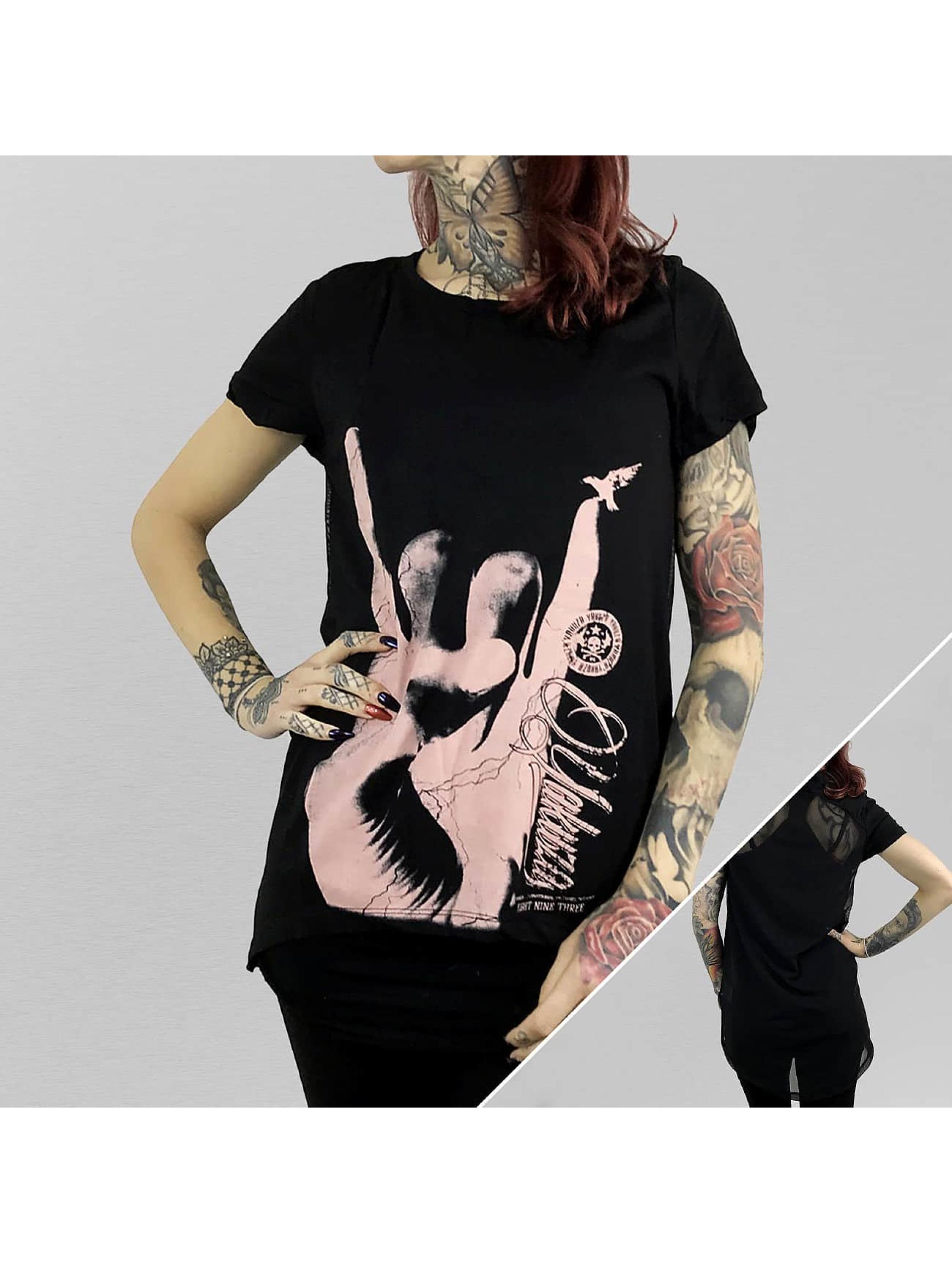 Yakuza T-Shirt Rocker Limpid noir