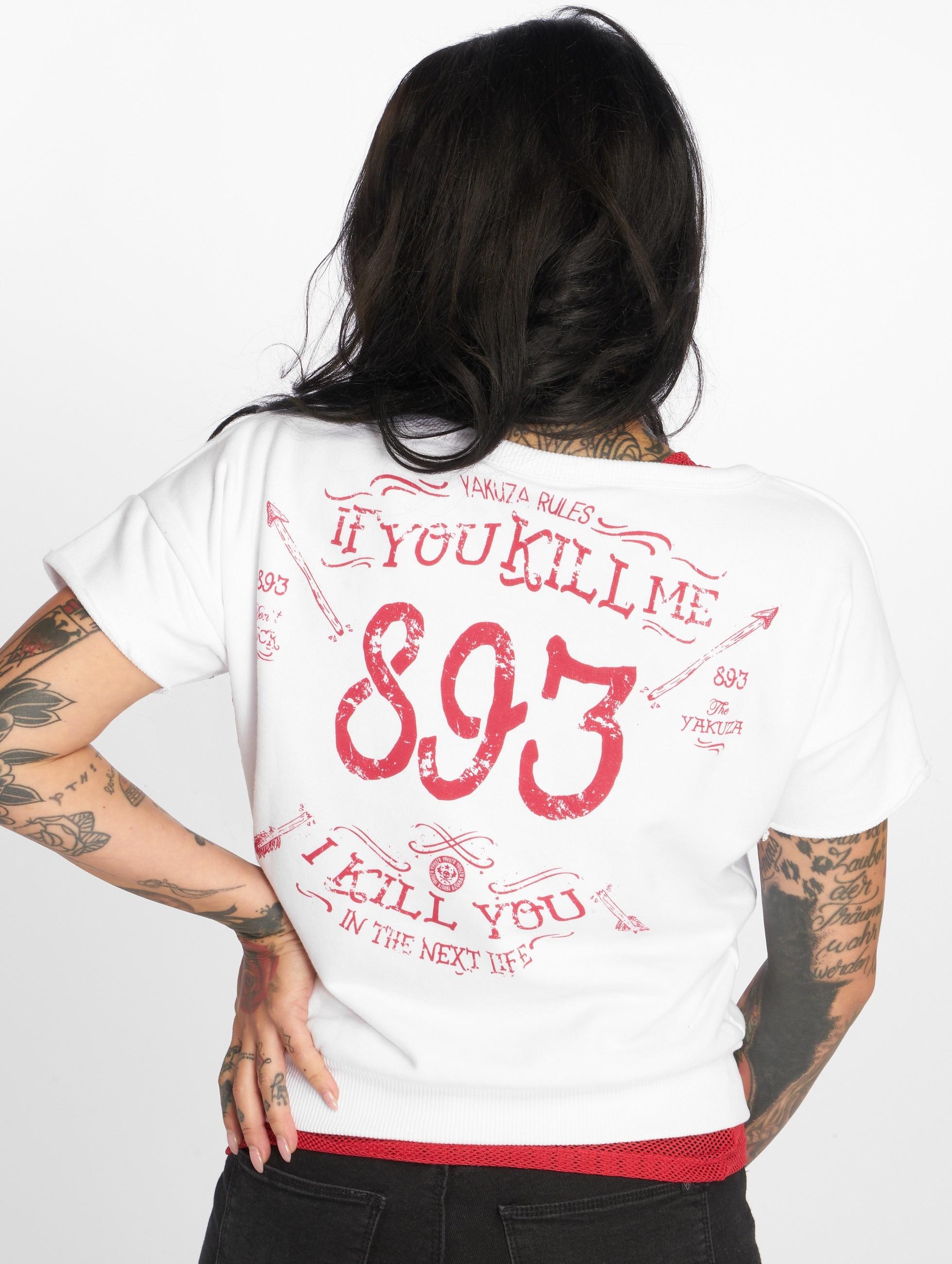Yakuza T-Shirt Kill Me weiß