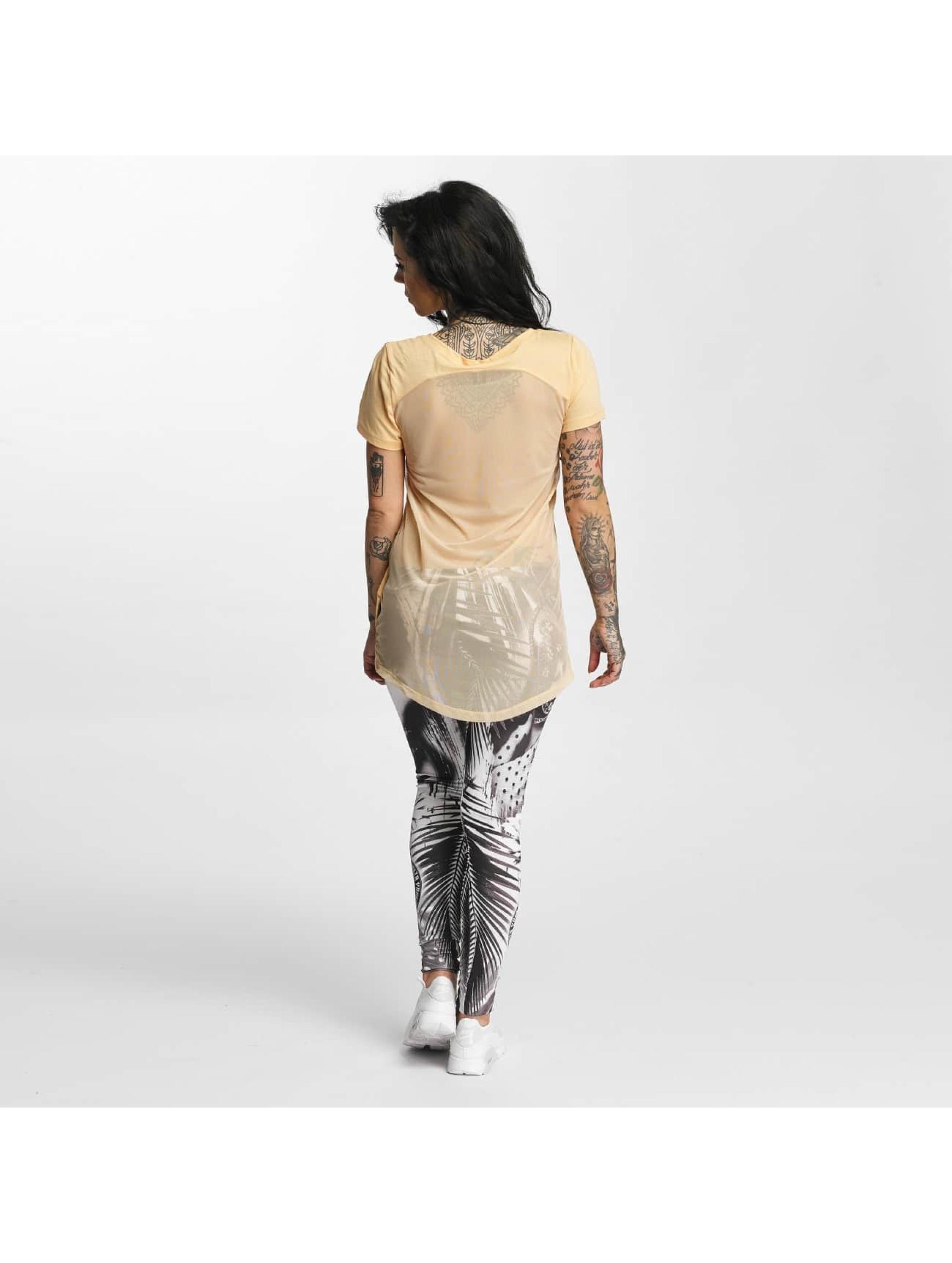 Yakuza T-Shirty All Thats Left Limid pomaranczowy