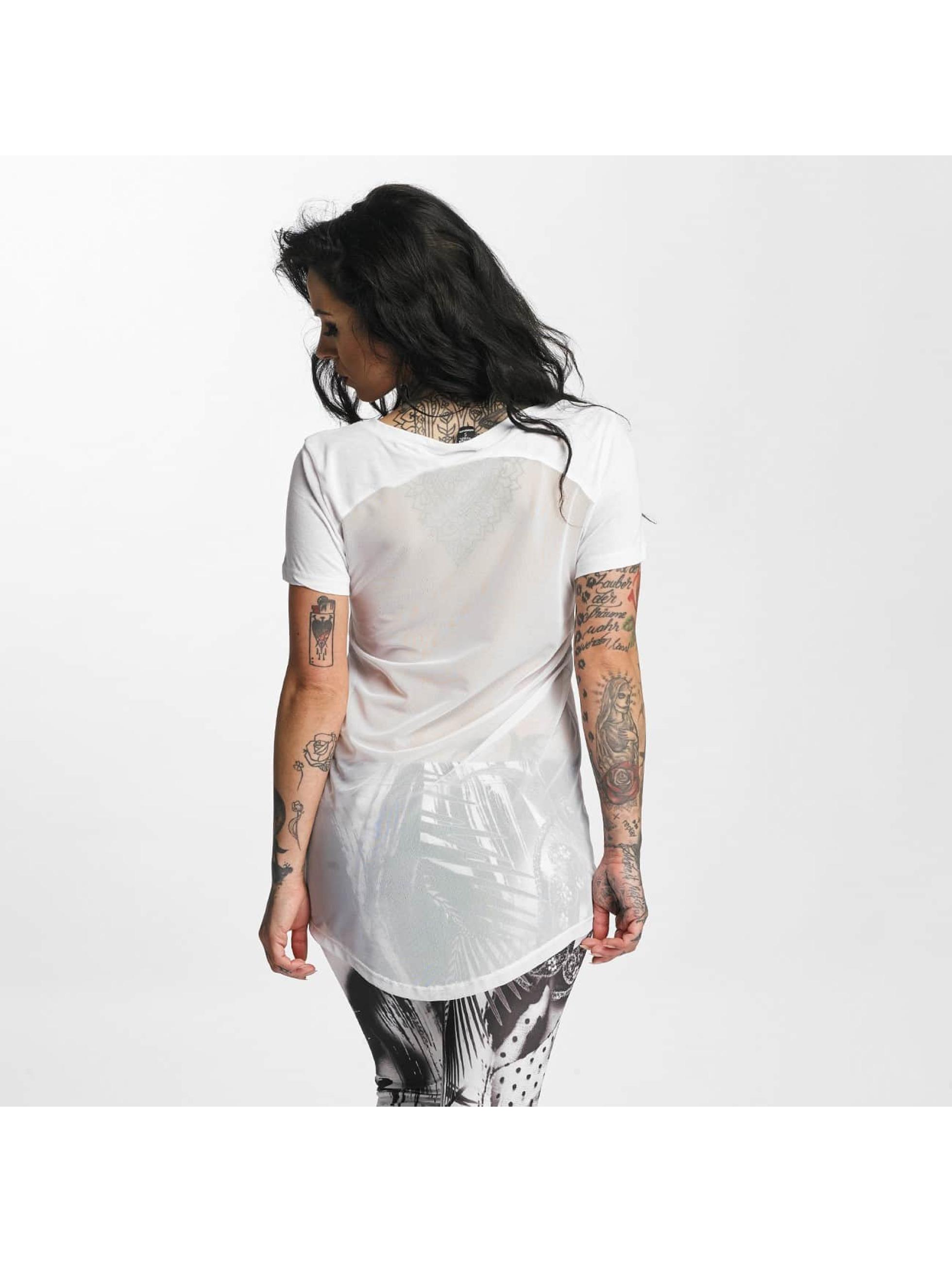 Yakuza T-skjorter All Thats Left Limid hvit