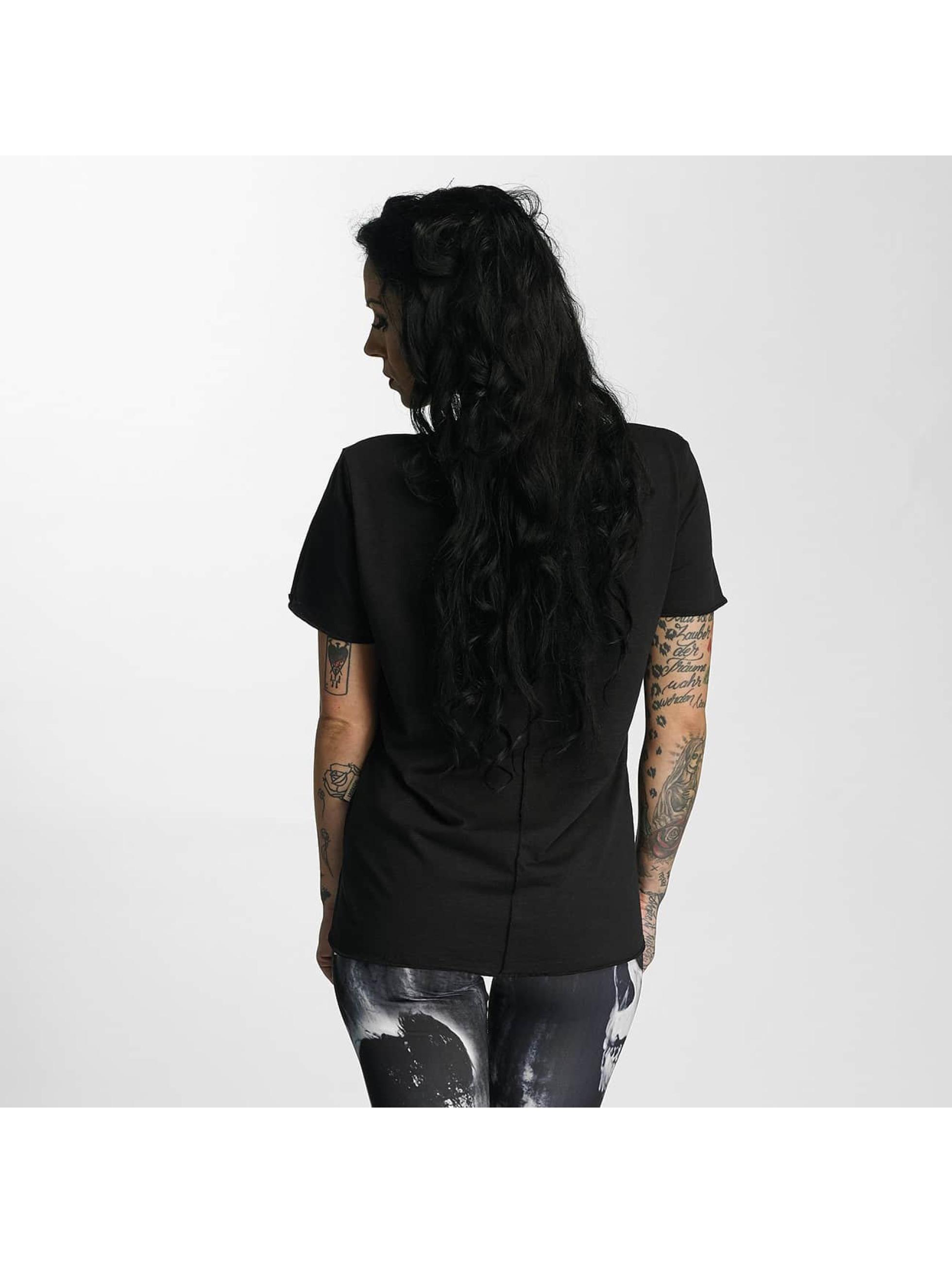 Yakuza T-skjorter Built svart