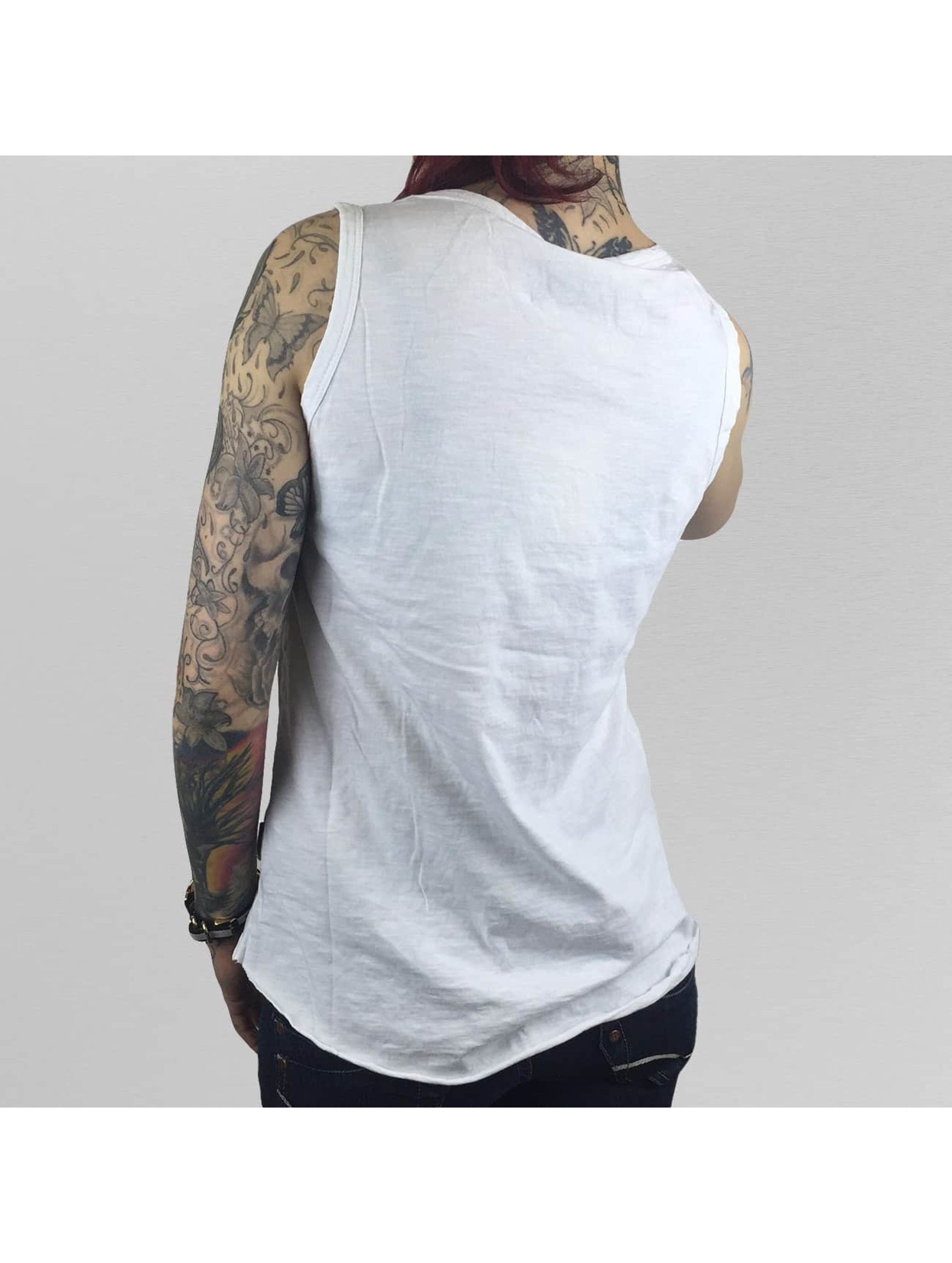 Yakuza Tank Tops Soldier white