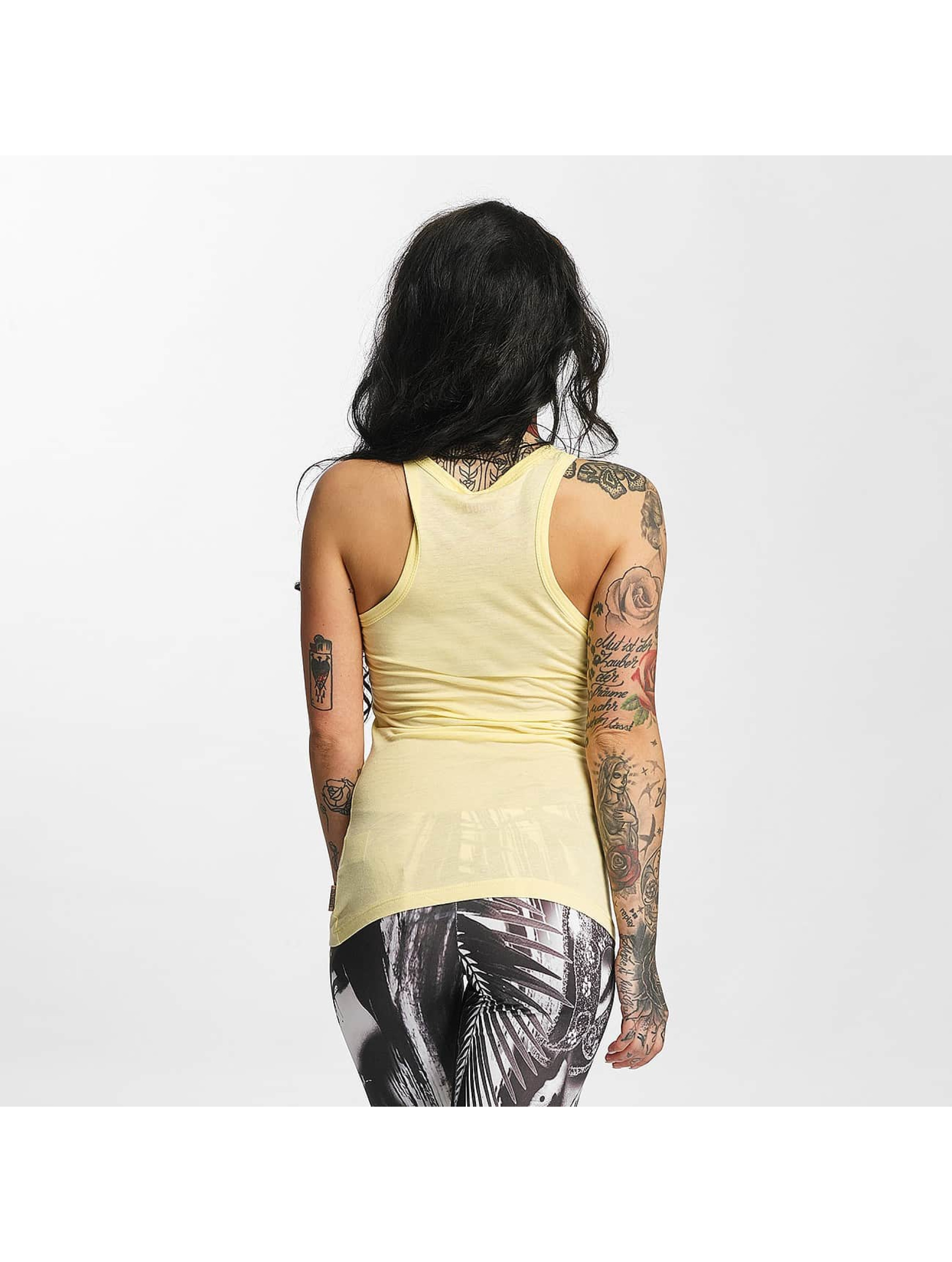 Yakuza Tank Tops All Thats Left yellow