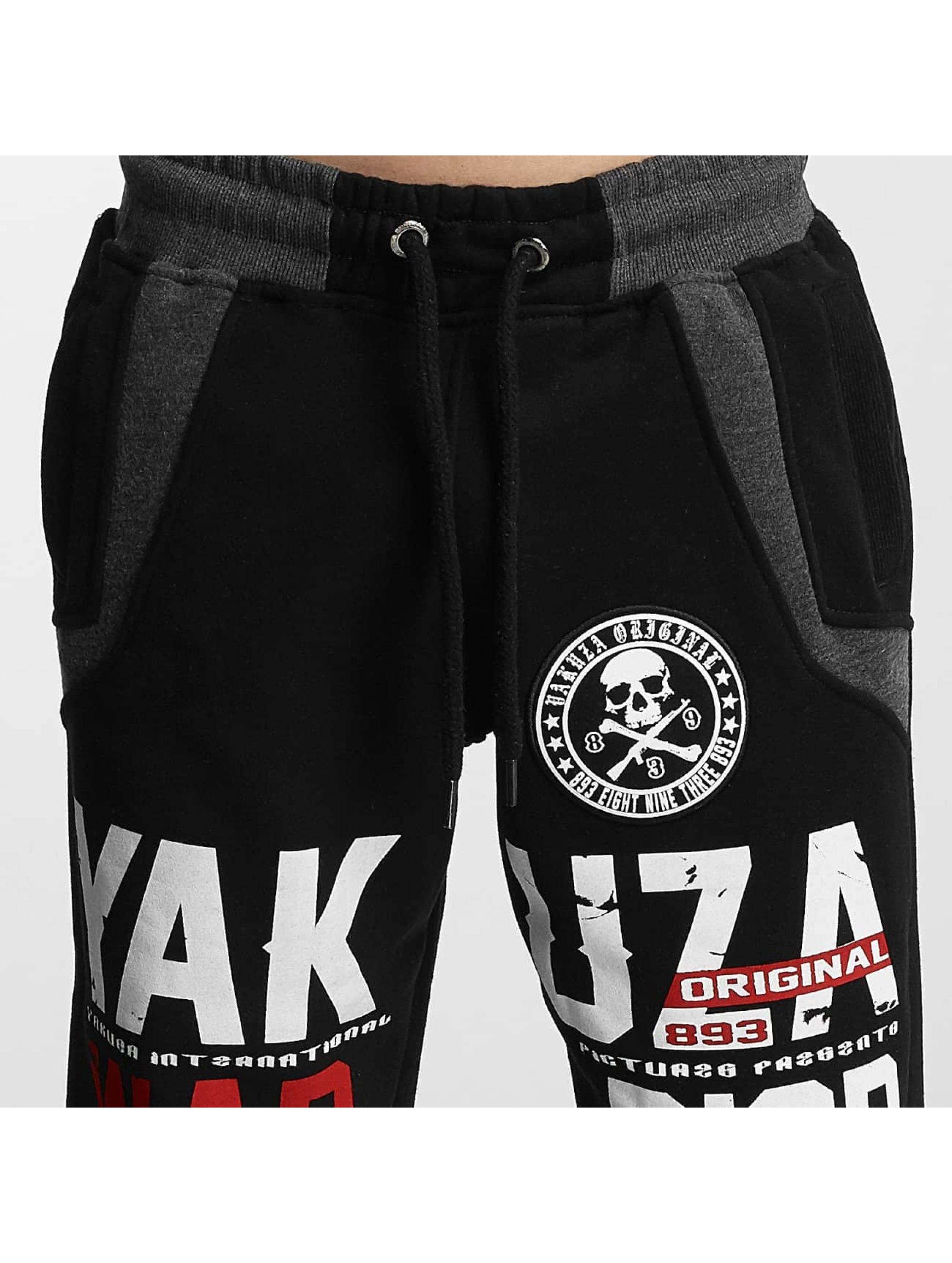 Yakuza tepláky Warrior èierna