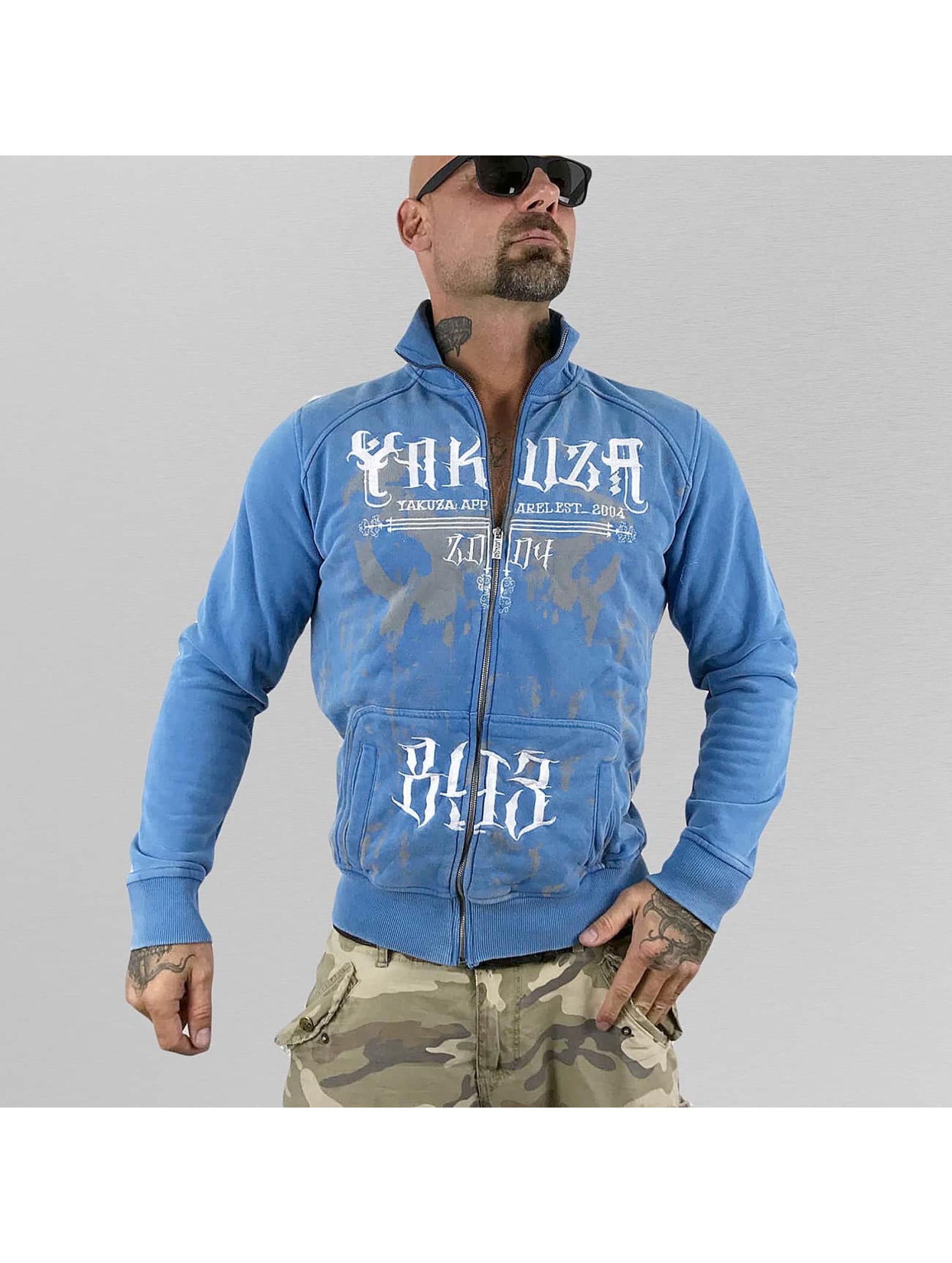 Yakuza Transitional Jackets Dark Side blå