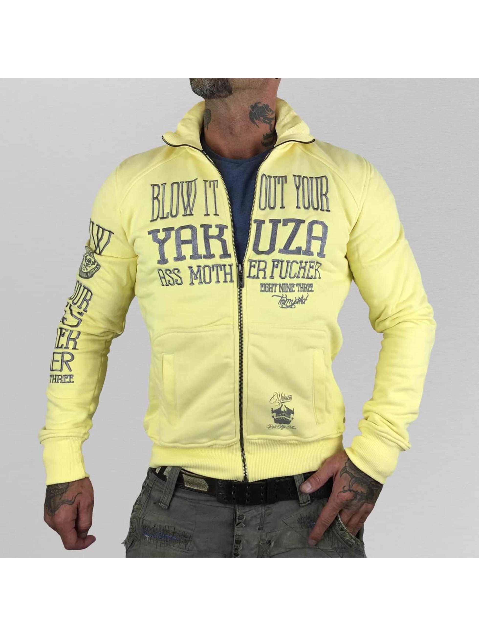 Yakuza Zomerjas Blow It Out geel