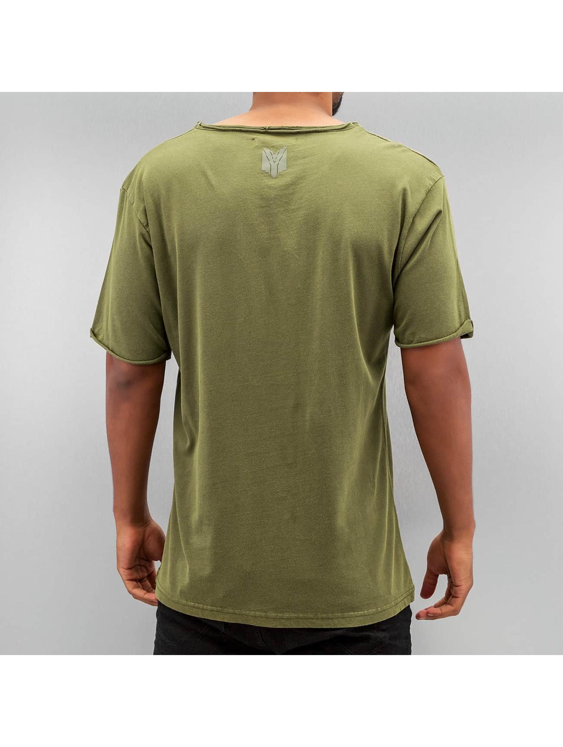 Yezz Футболка Tion зеленый