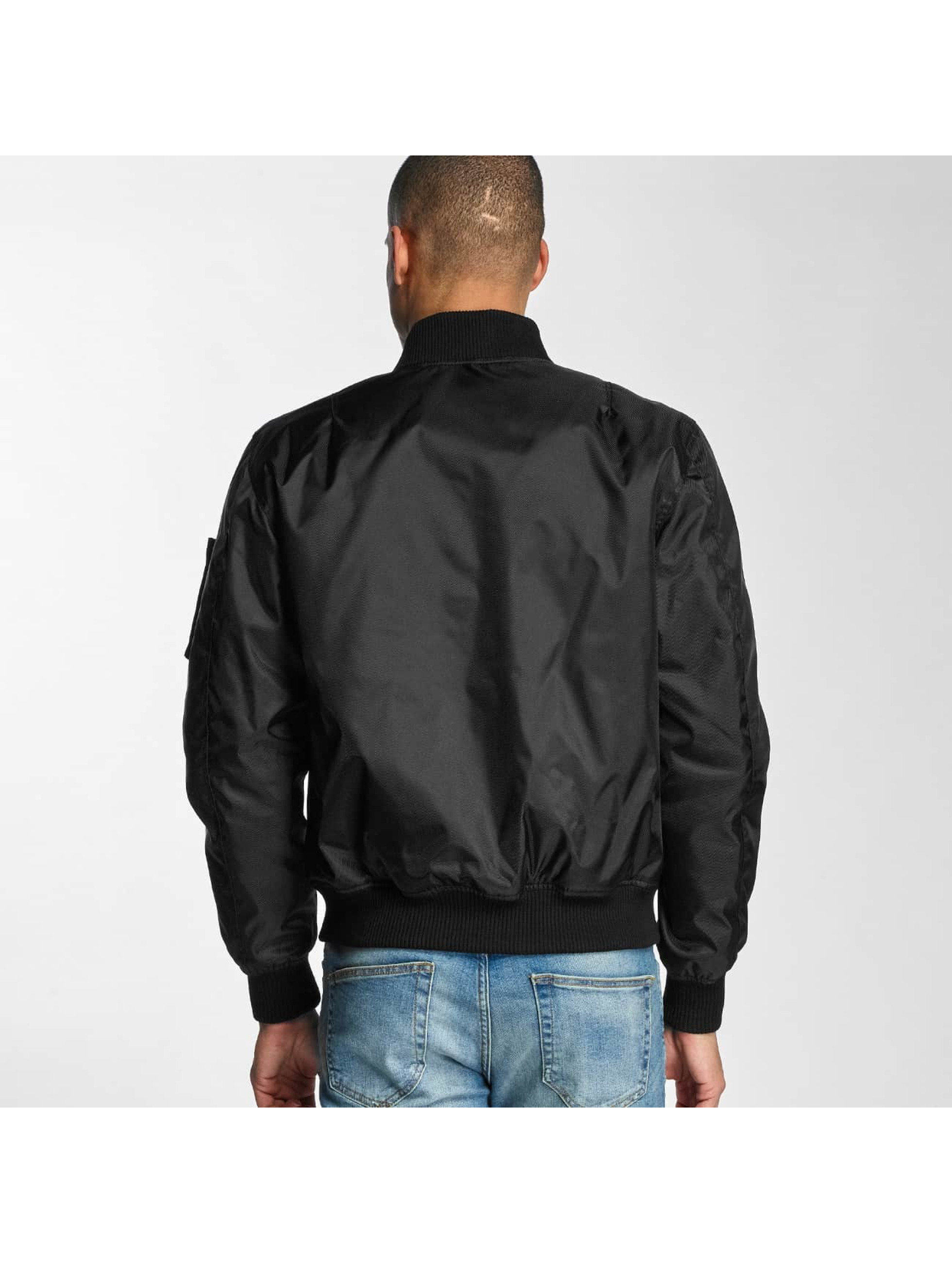 Yezz Bomber jacket Rock black