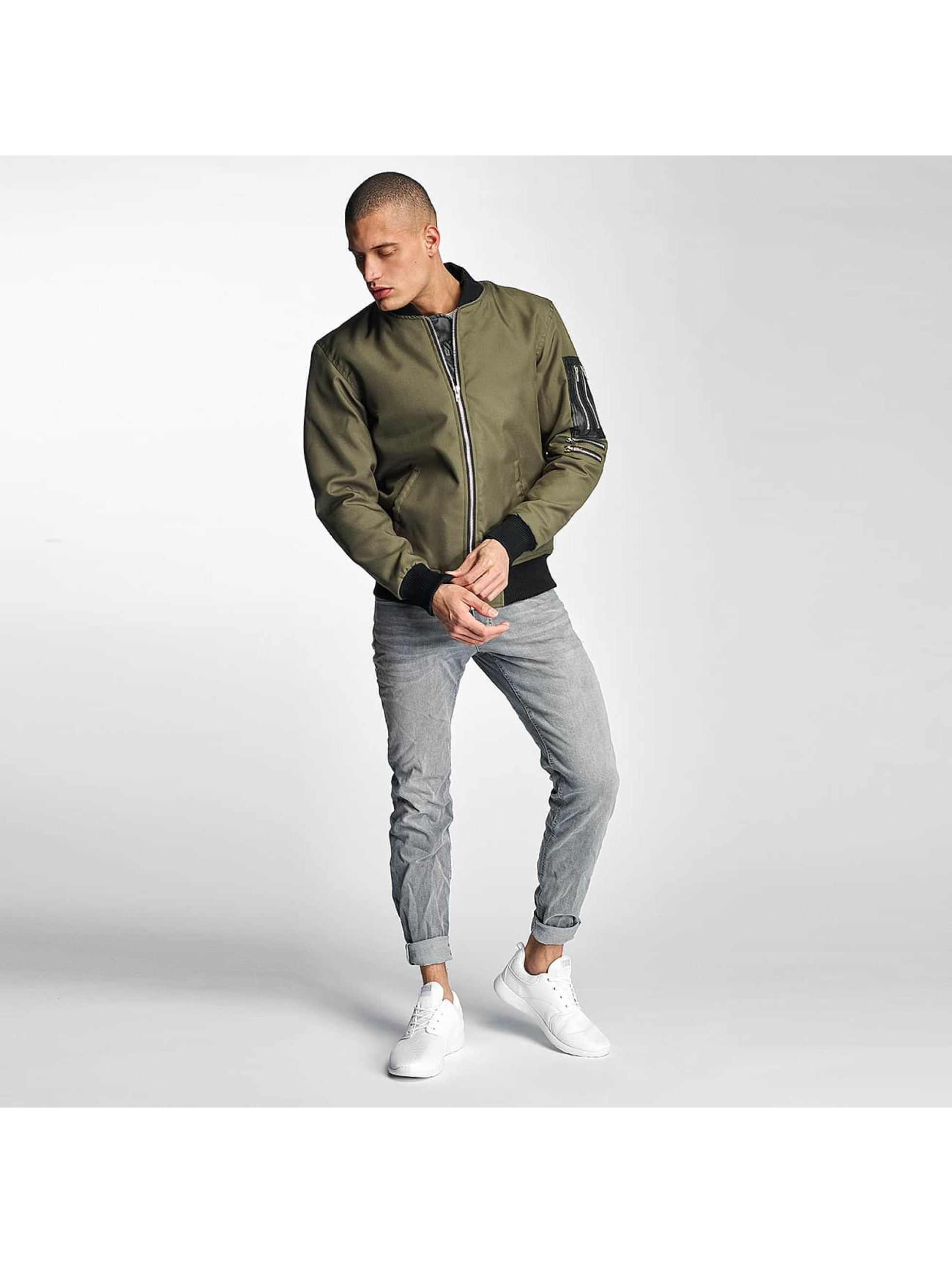 Yezz Lightweight Jacket Warren olive
