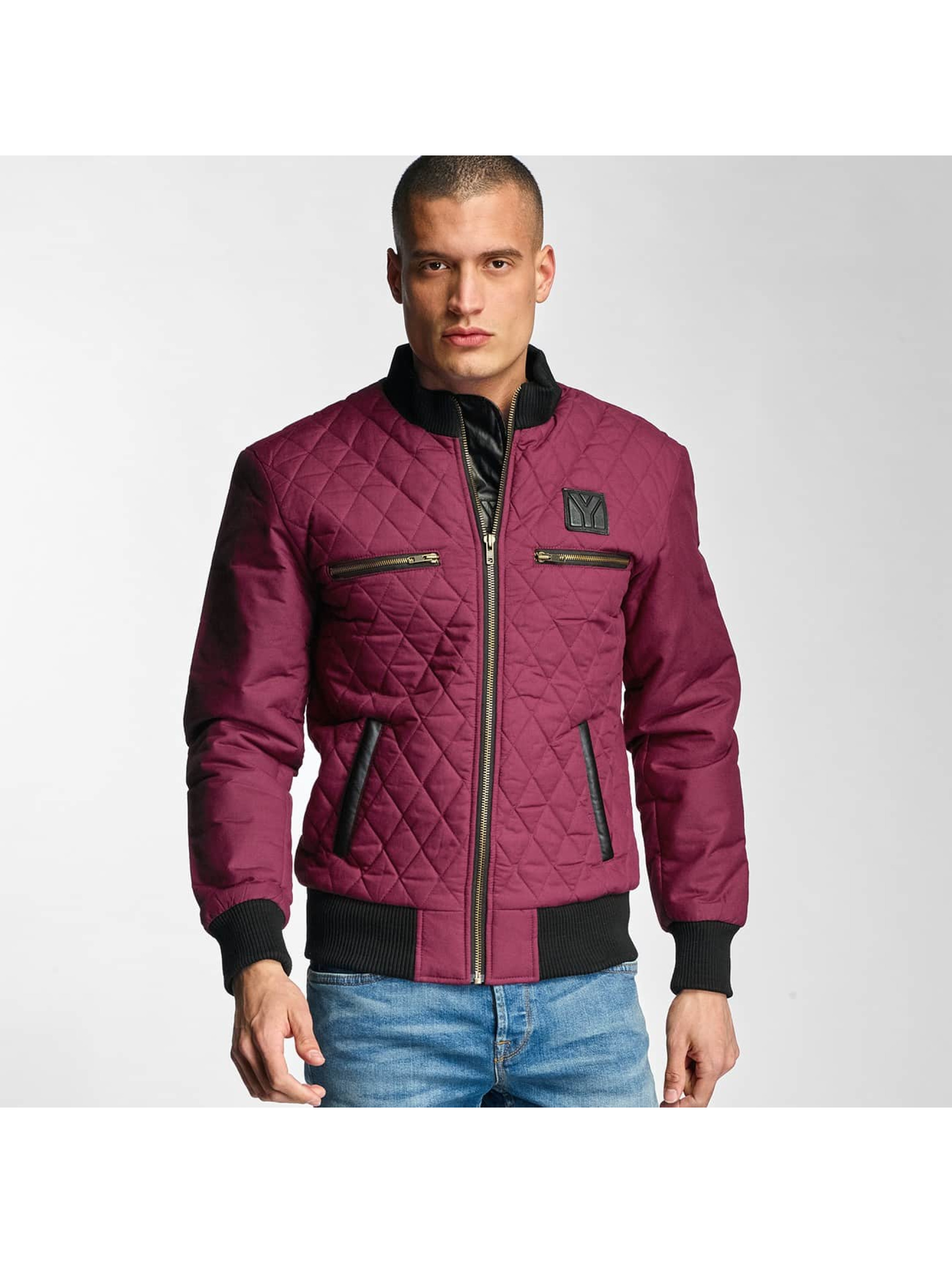 Yezz Lightweight Jacket Robert red