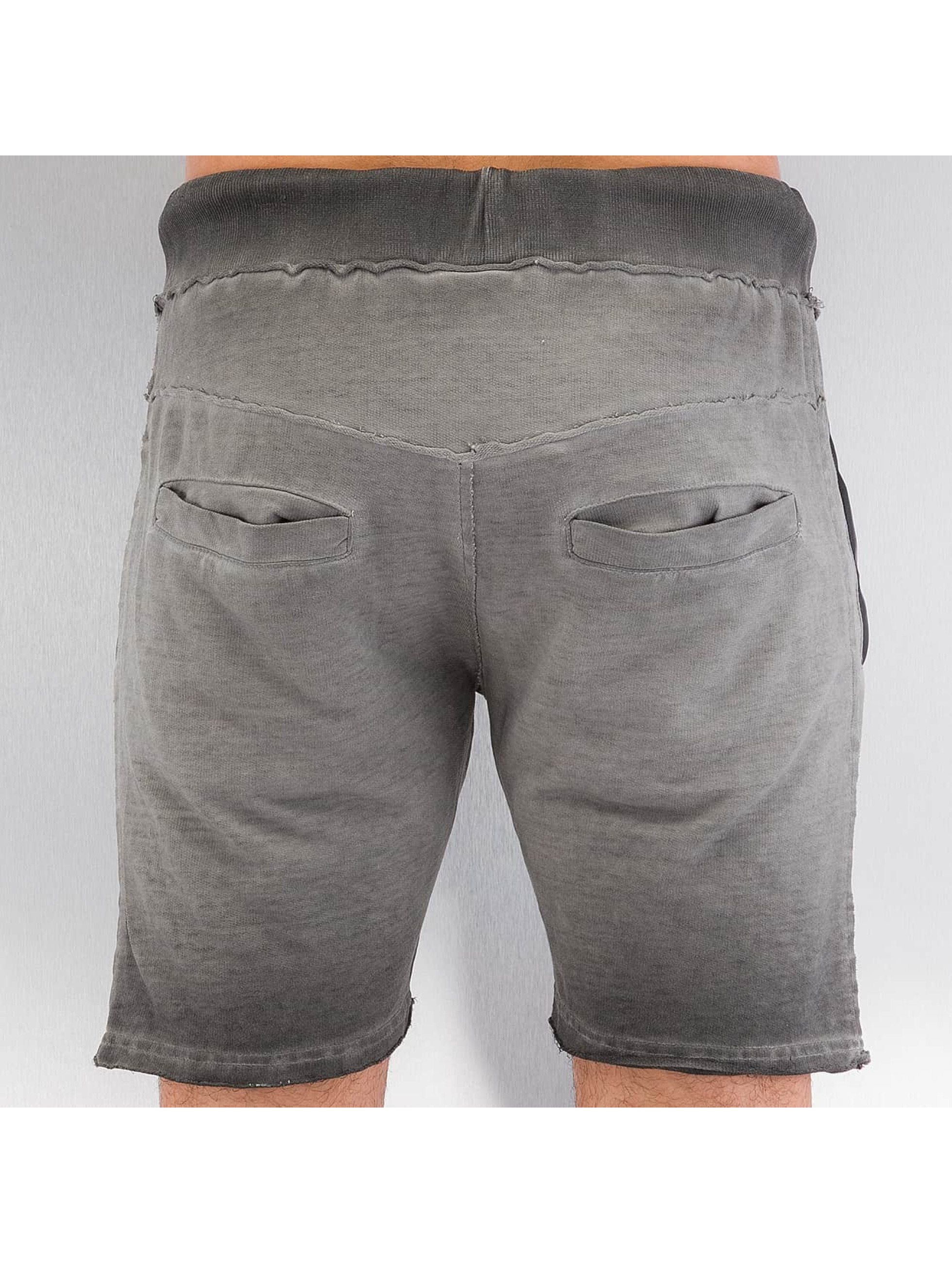 Yezz Short Terry Oil gray