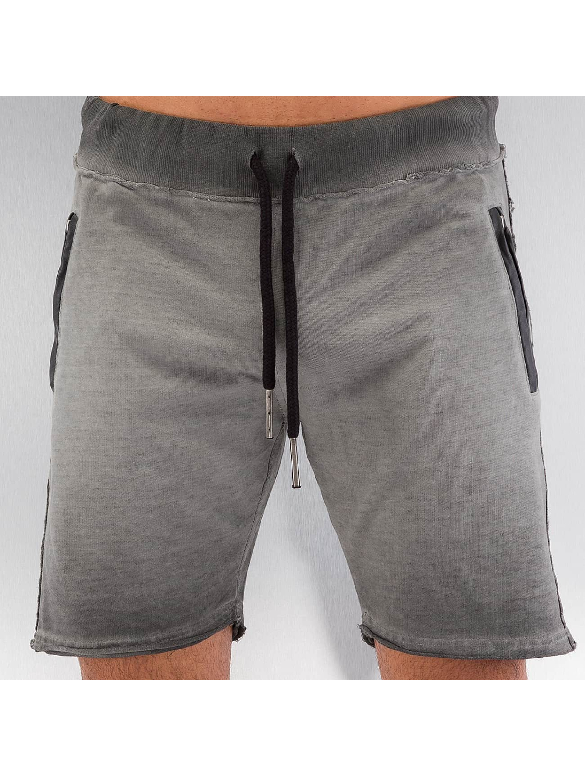 Yezz Short Terry Oil grey