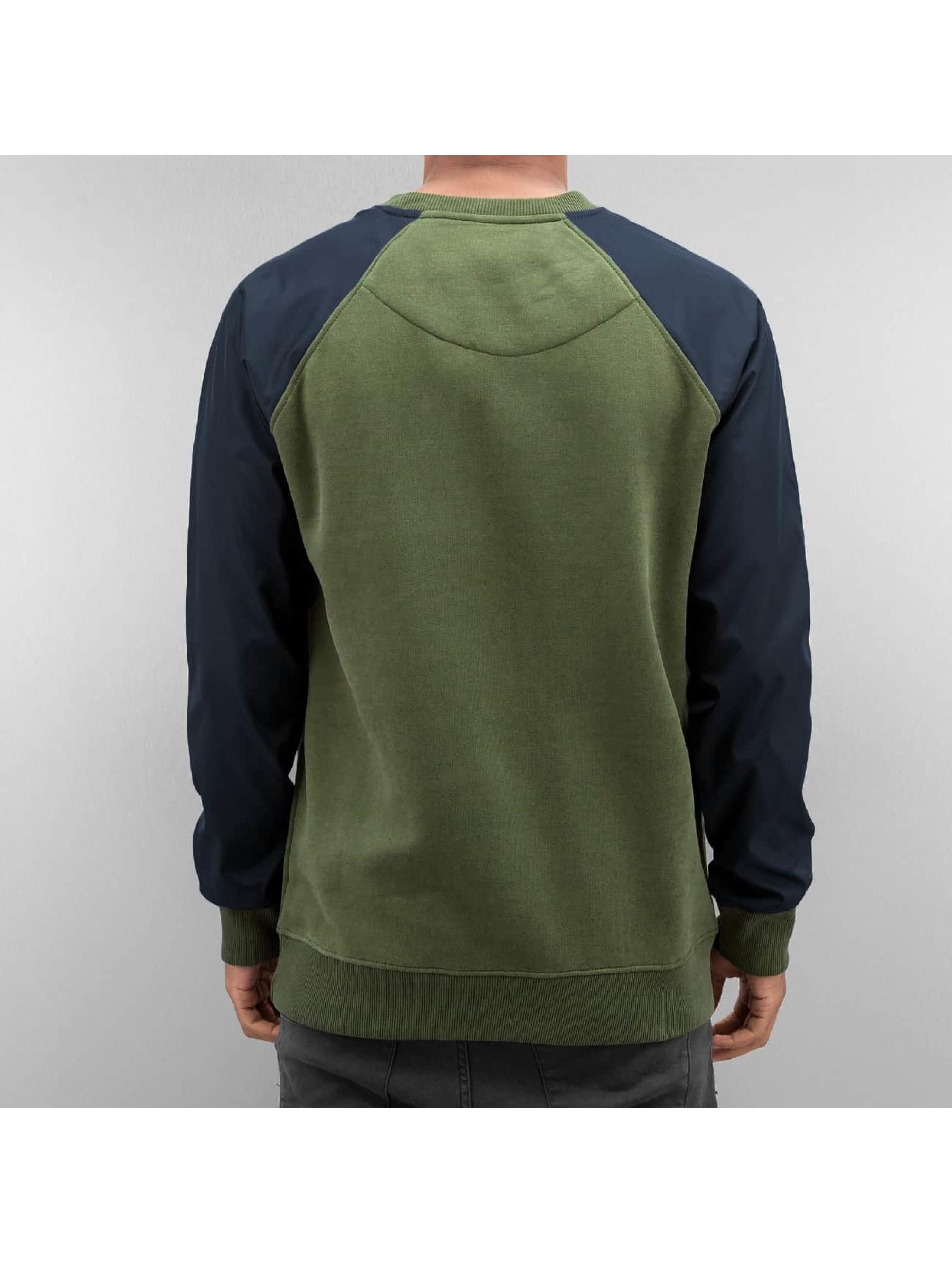 Yezz Swetry Belize oliwkowy