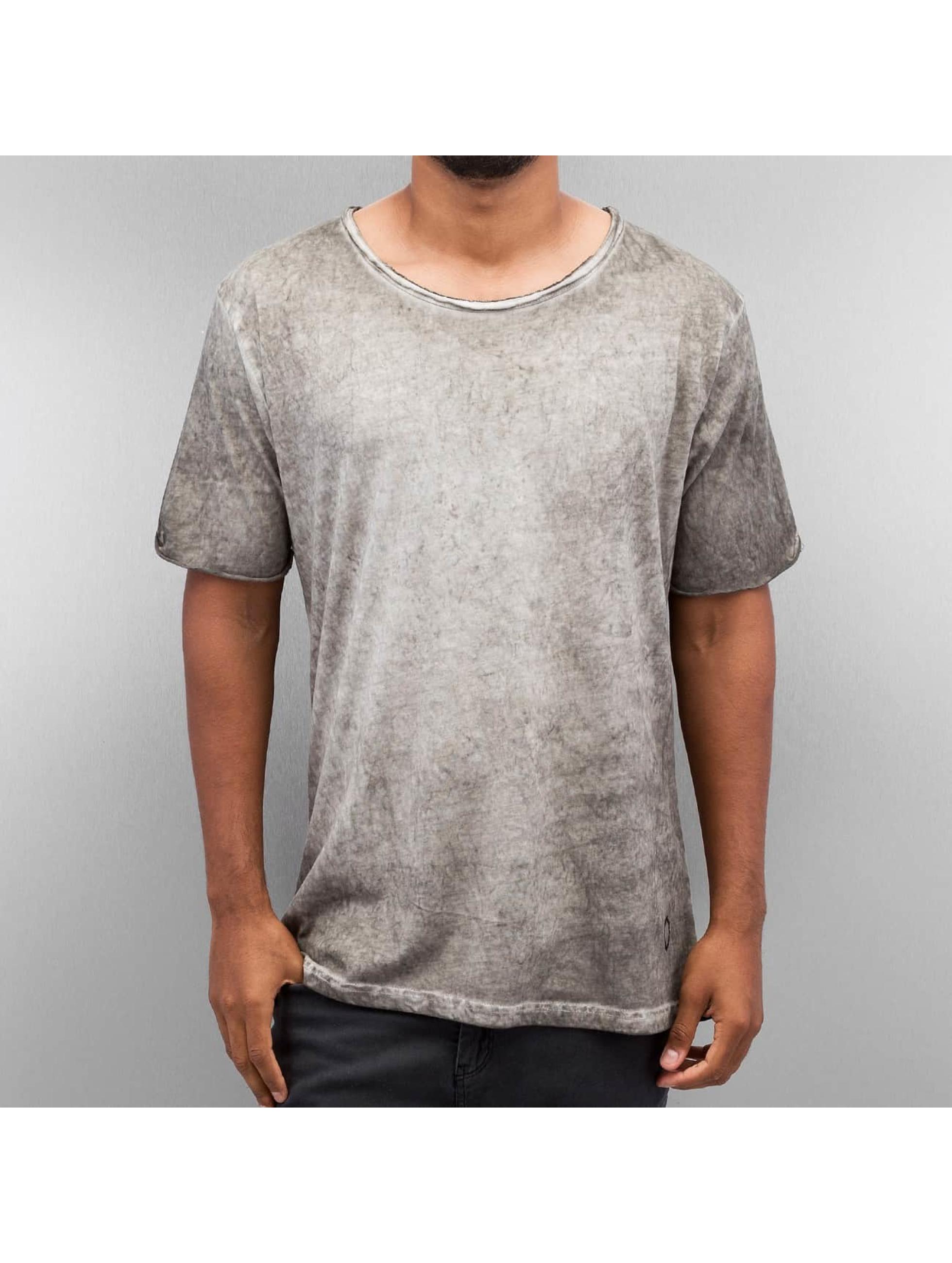Yezz T-shirt Washed grå